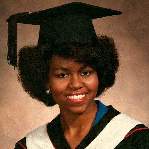 Crédit photo : www.vogue.com /// Michelle obama, modèle à suivre!