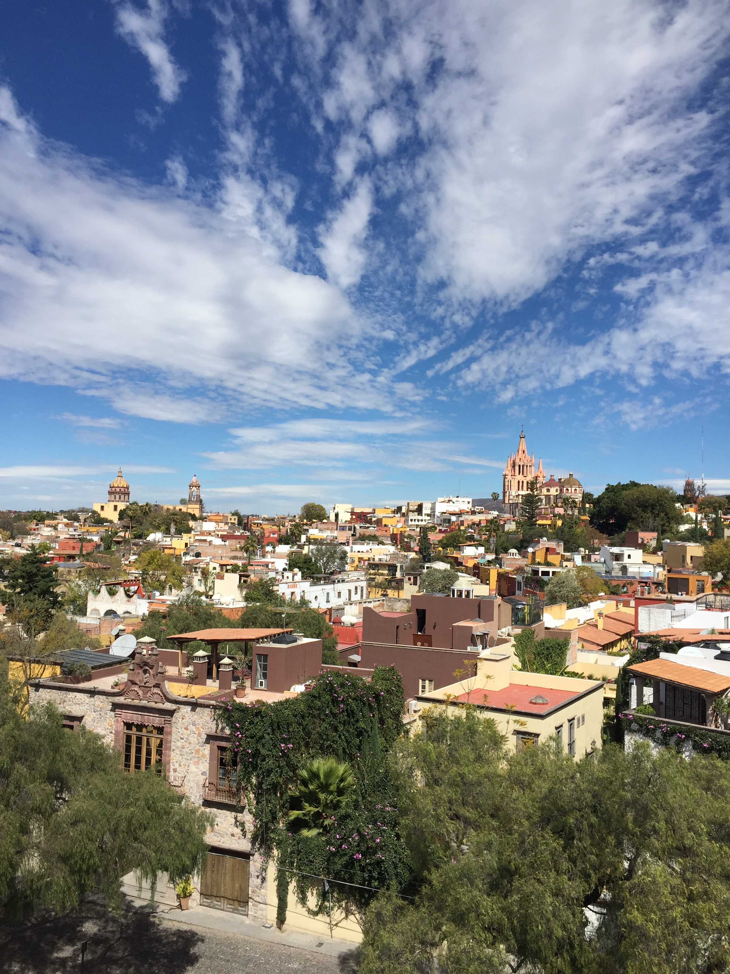 One Day In San Miguel Guanajuato Beauties