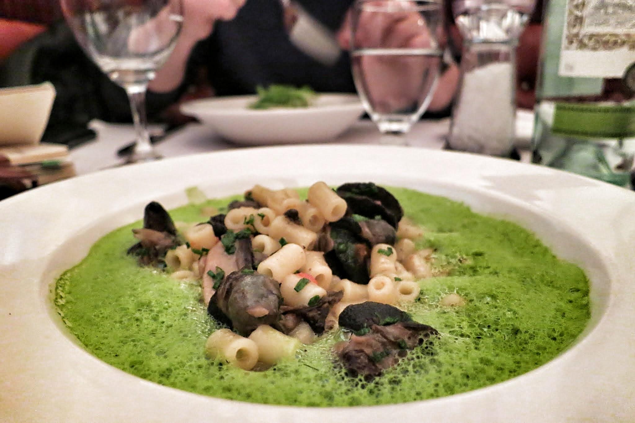 Escargots -Crédit photo :  mtl food snob