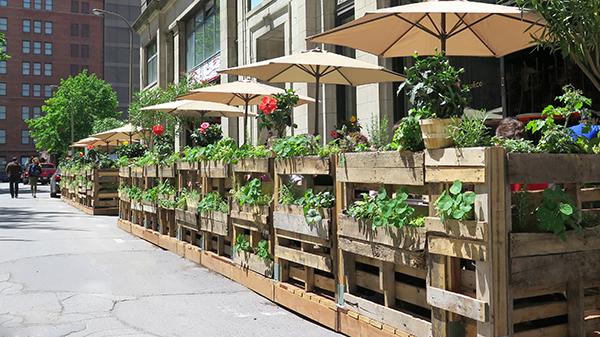 Photo Credit:  Quartier des Spectacles Montréal