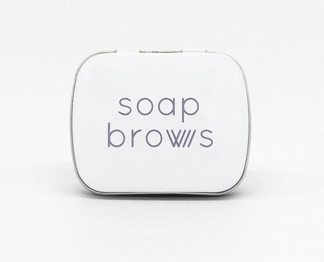 Soap Brows  - £12.00 - Crédit photo:  West Barn Co