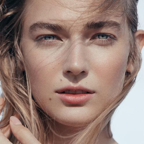 Mise en beauté : Sarah Ladouceur