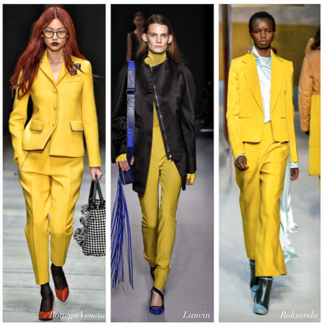 New York Fashion Week-  Automne/Hiver 2018