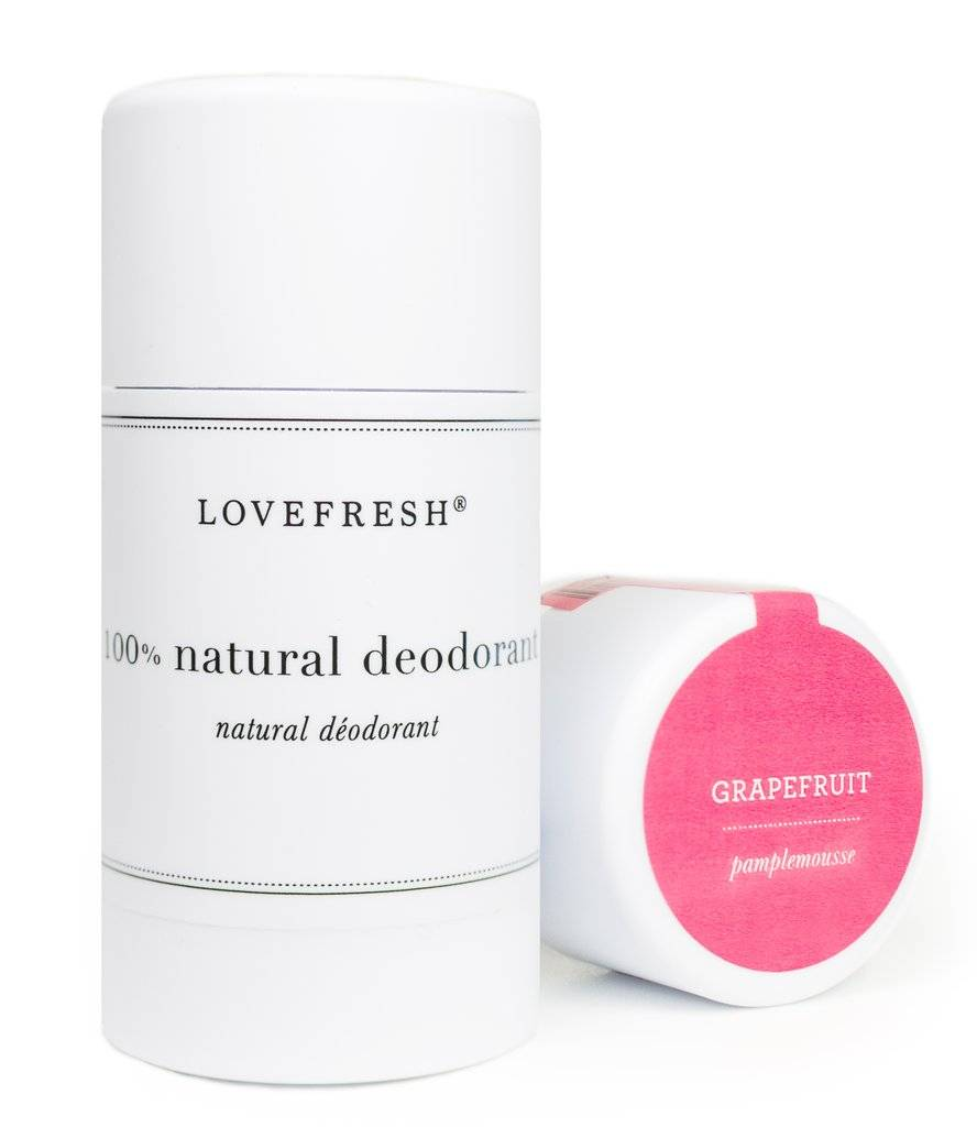 lovefresh, etiket, natural deodorant, canadian brands, canadian beauty brands