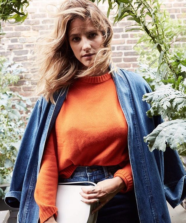 A year ago, wearing @thestowe and @aritzia for our Fall Editorial. 📸 @sarahlaroche  Styled by @chanelle_riopel hair @ateliermajor 📍 @joebeefgarden