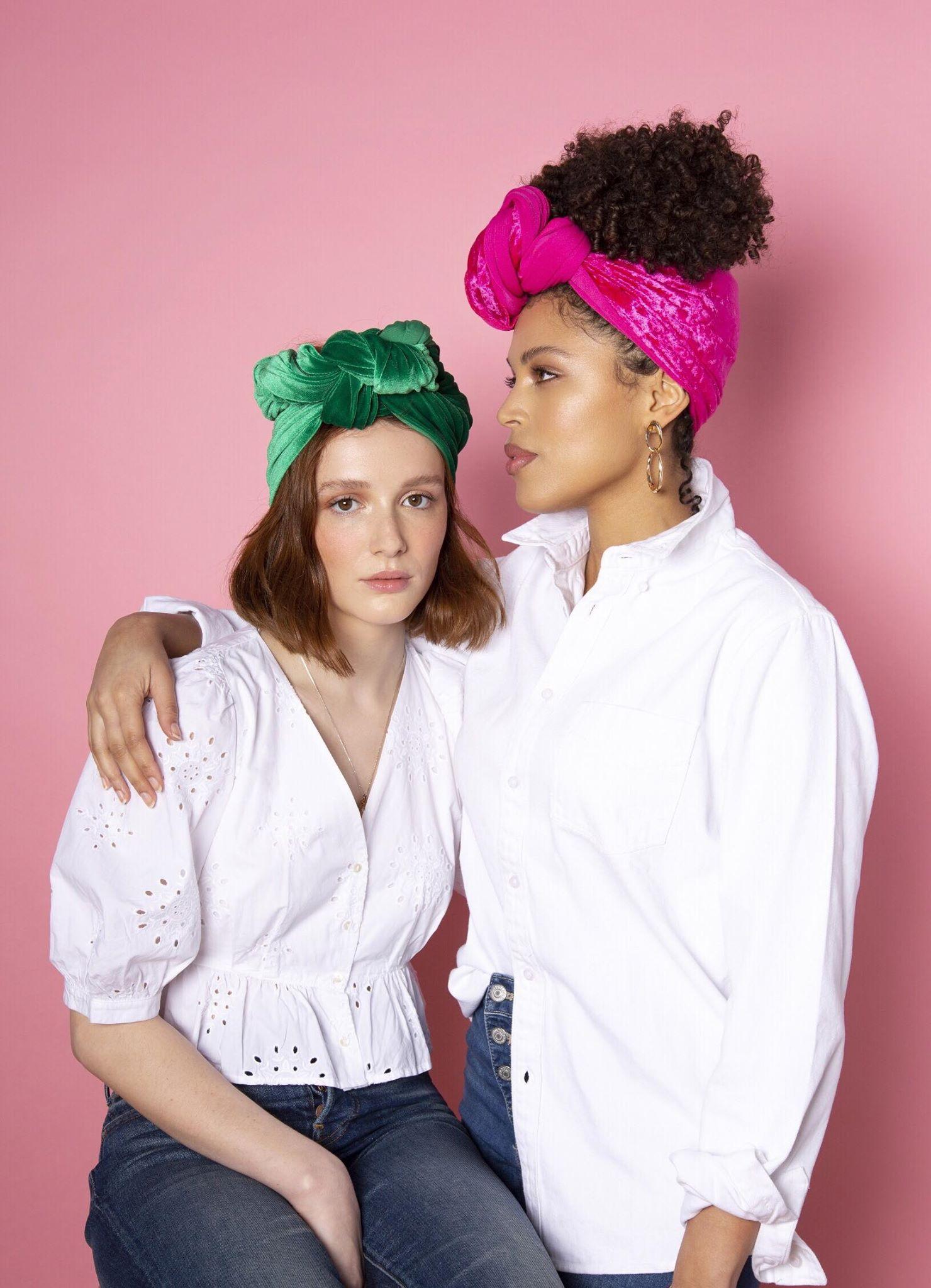 Crédit photo: Sarah Laroche  Modèles: Juliette Gariépy & Cath Darbouze