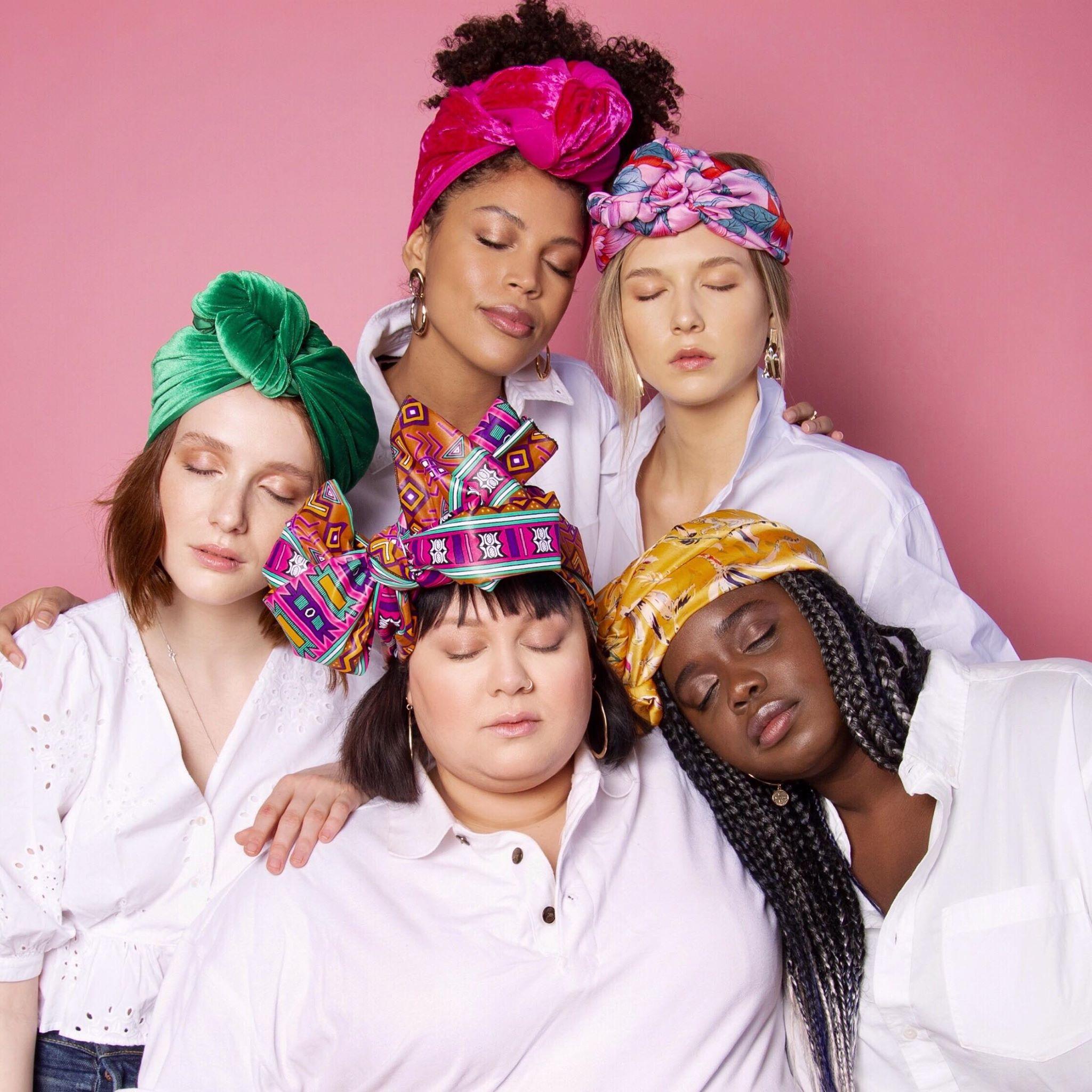 Crédit photo: Sarah Laroche  Modèles: Juliette Gariépy, Vanessa Duchelle, Jessica Prudencio, Mahée Poirier & Cath Darbouze