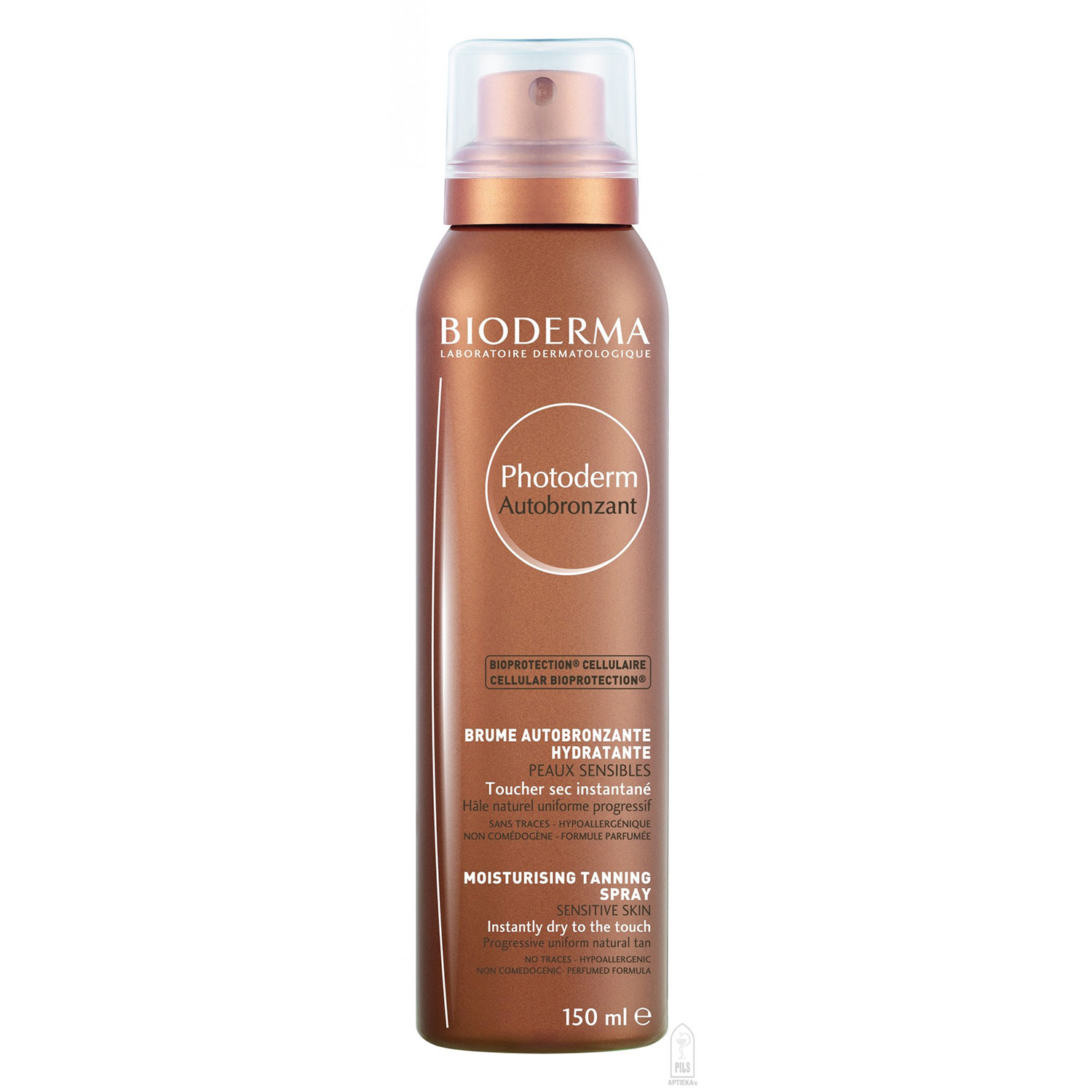 SHOP THIS →   Photoderm autobronzant 150 ml