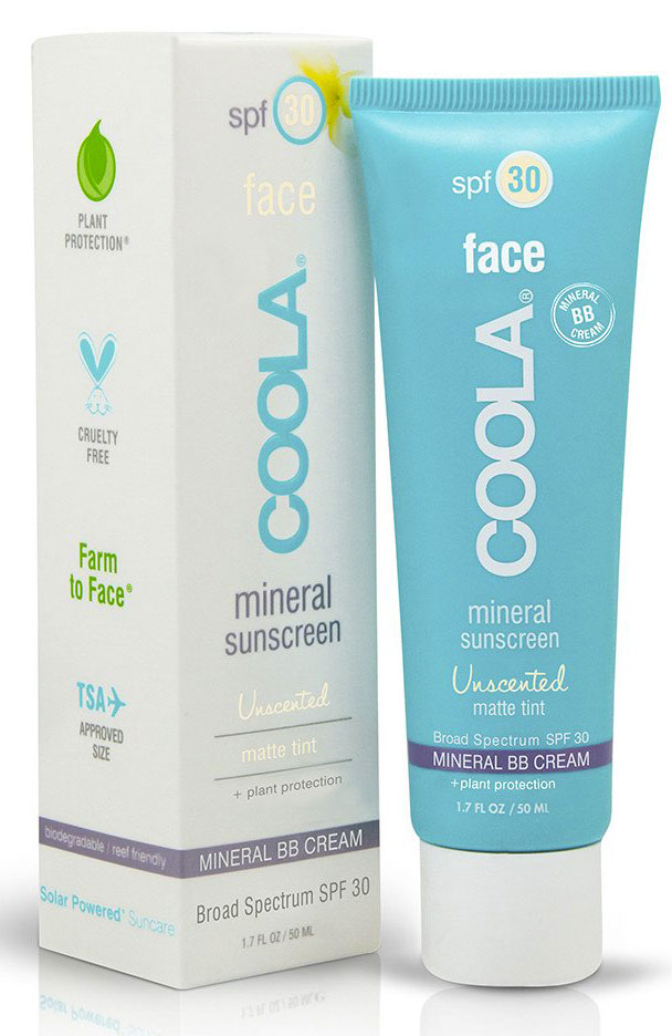 coola, matifity sunscreen, mineral sunscreen, osheaga, non toxic sunscreen, beauties lab, beauties and co, tinted sunscreen