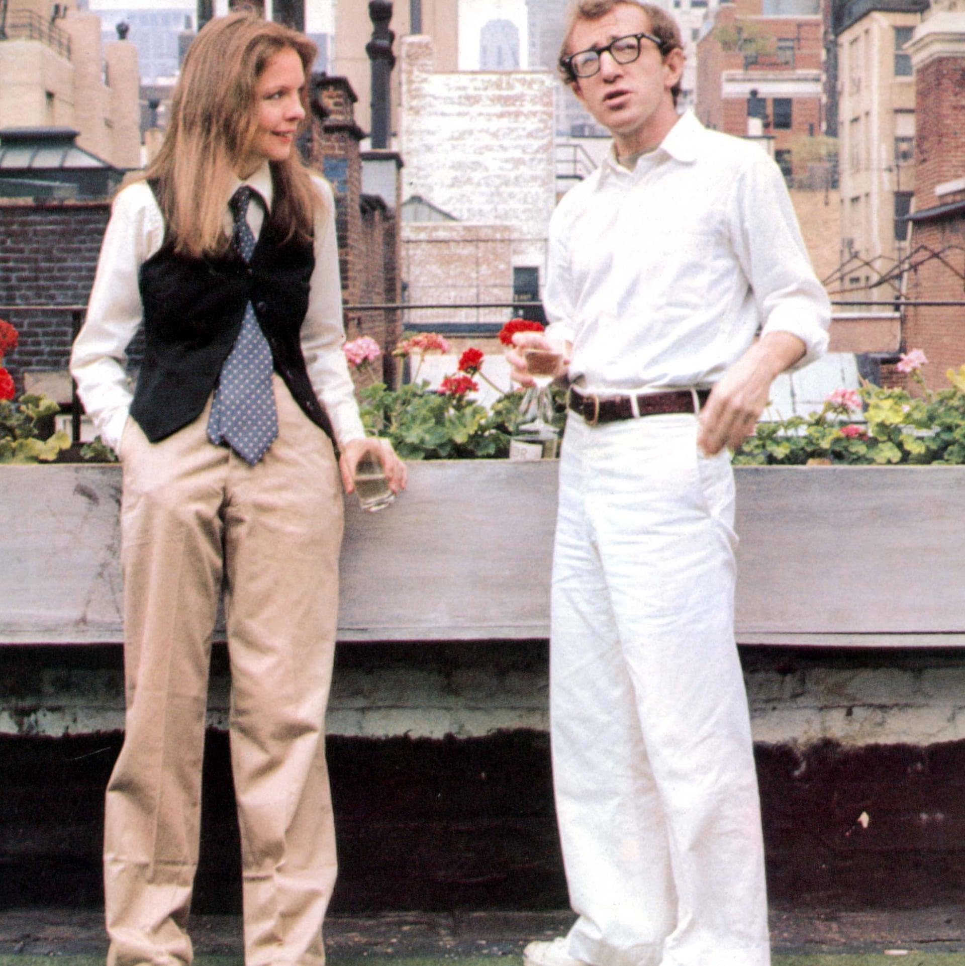 Crédit photo: telegraph.co.uk - Diane Keaton and Woody Allen