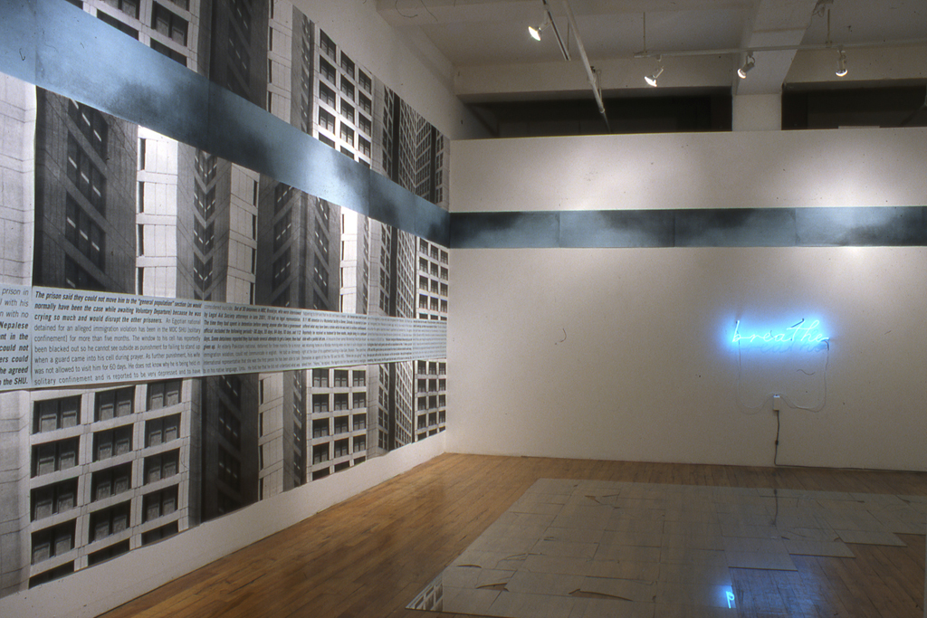 Breathe, Installation View
