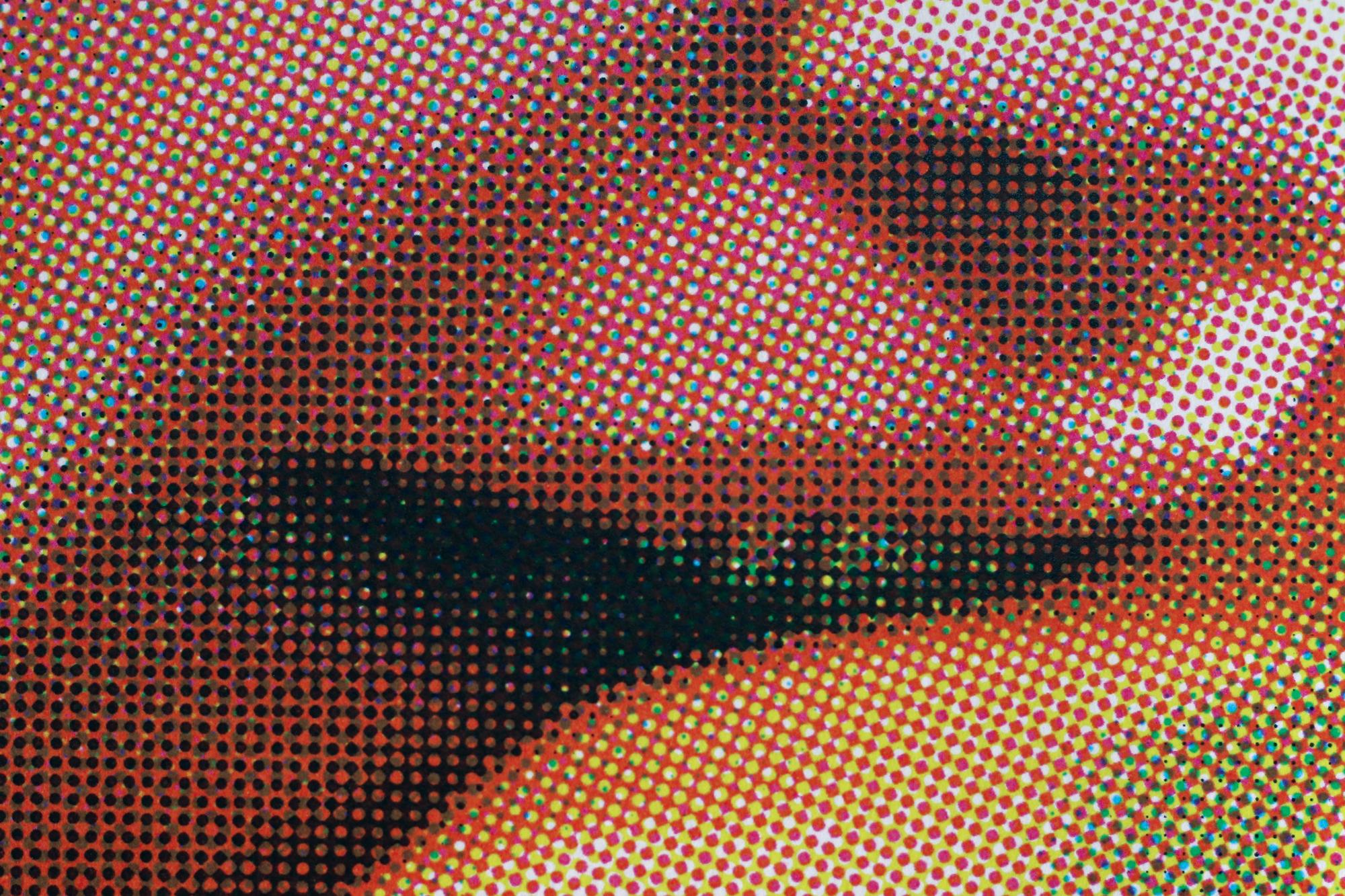 Untitled (Brutal Embrace 3), Detail