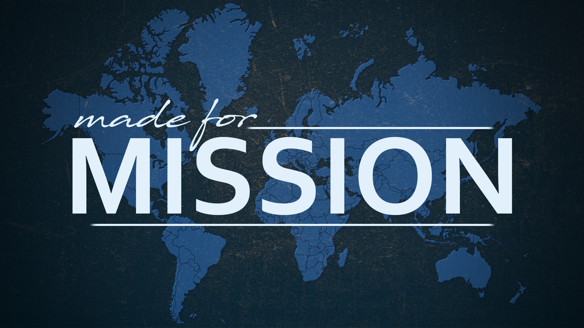 MISSION SUNDAY - OCTOBER 27,2019
