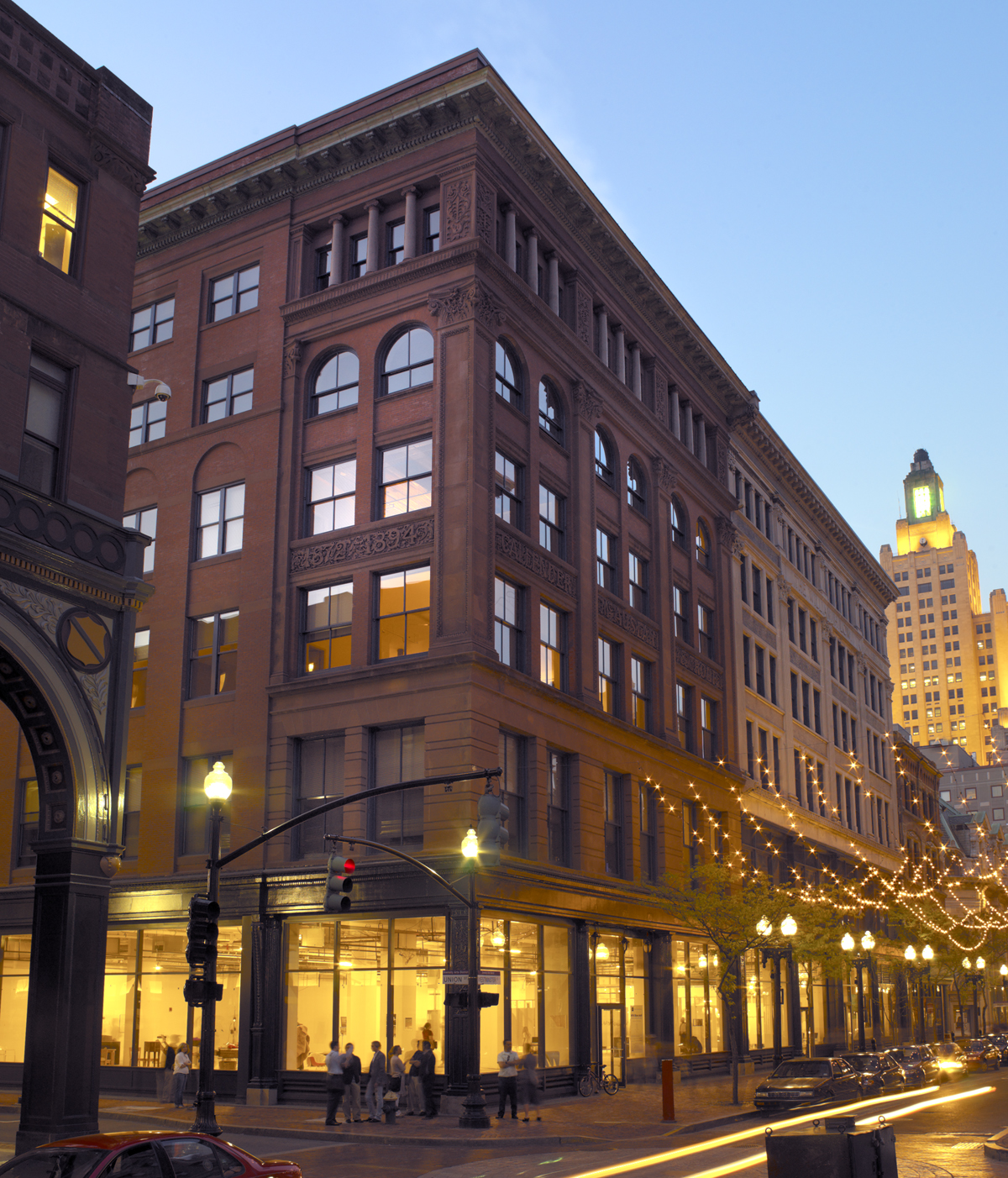Peerless Building, Providence RI