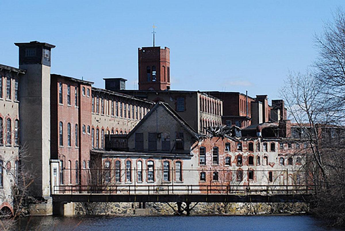 Pontiac Mills, Warwick, RI