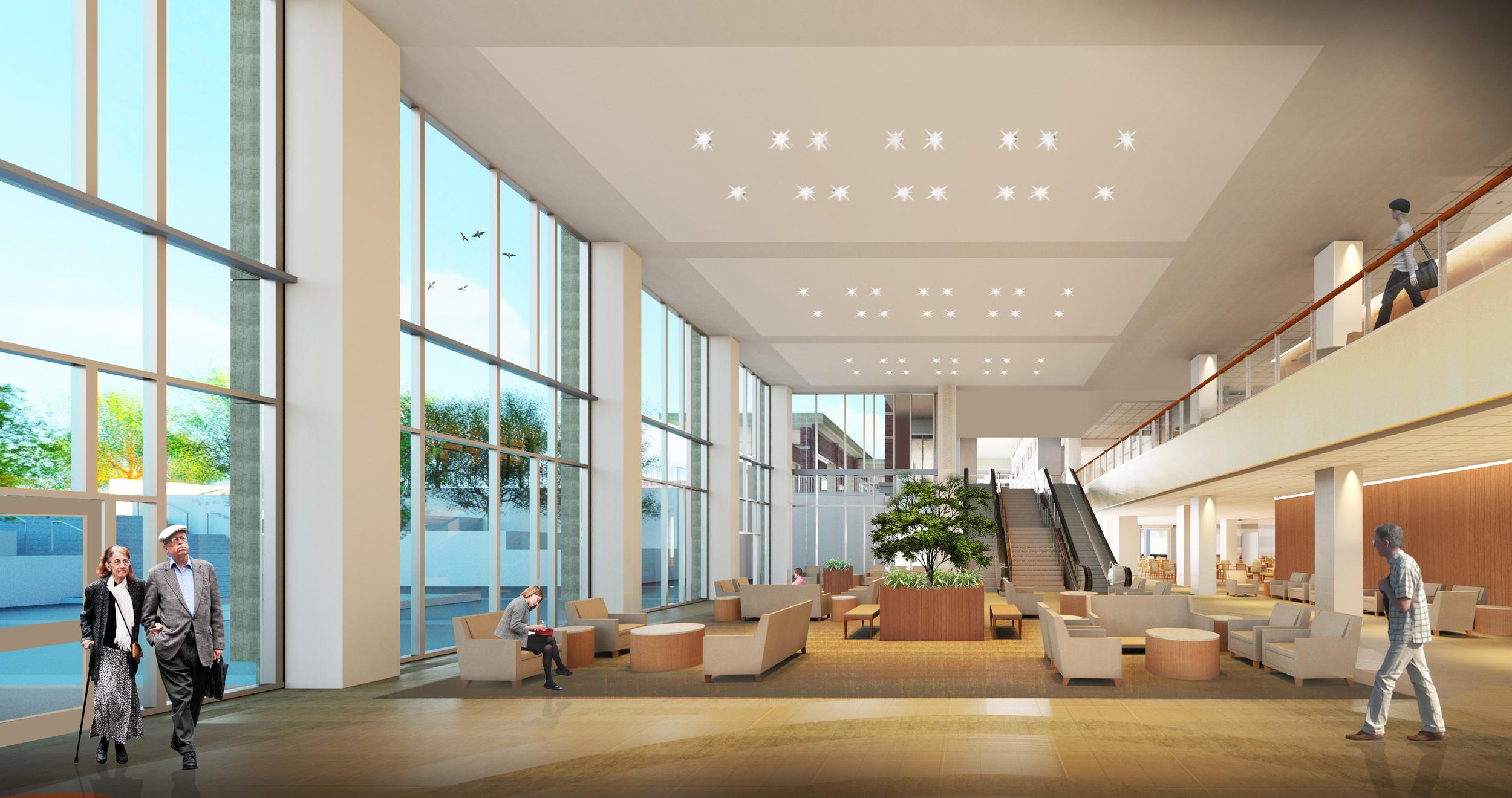 LMC Expansion - Atrium