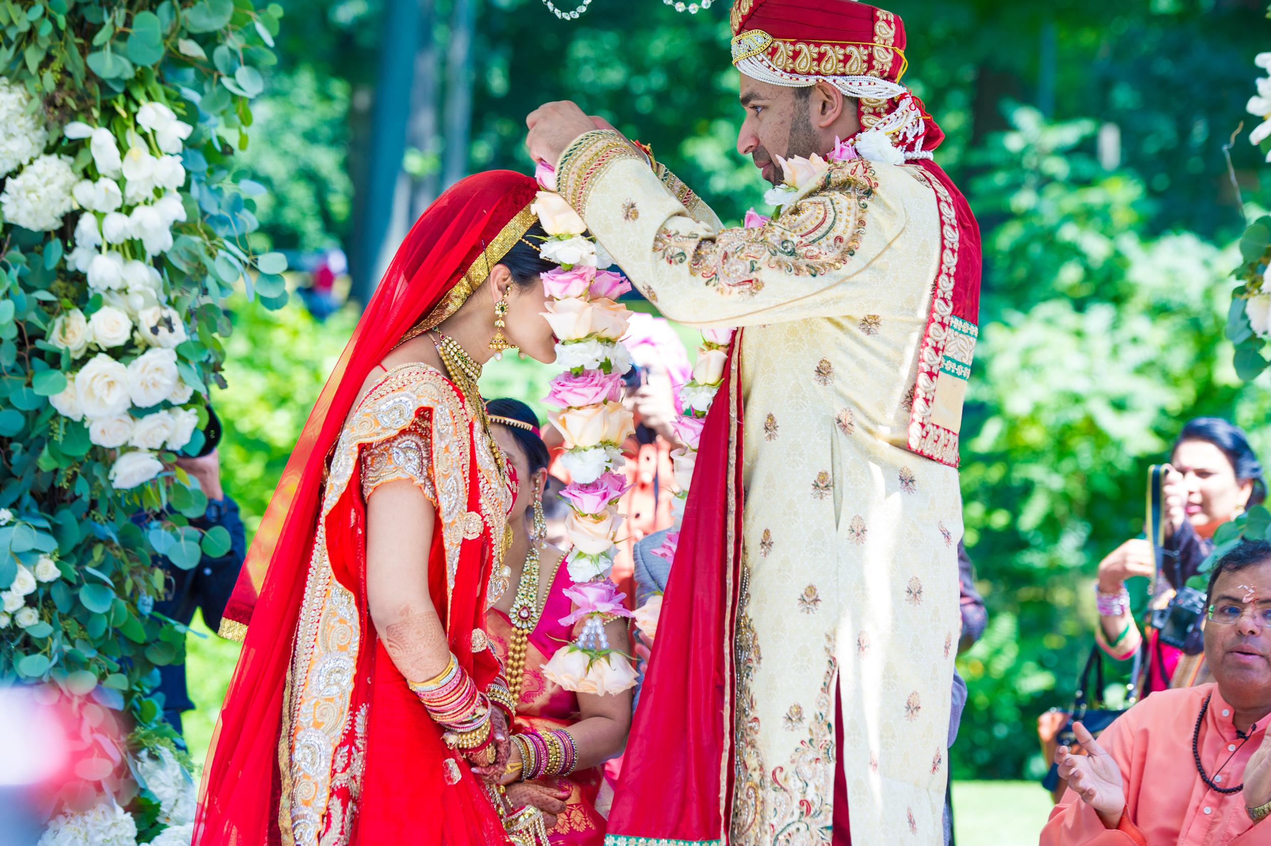 JAIMALA GARLAND FOR BRIDE