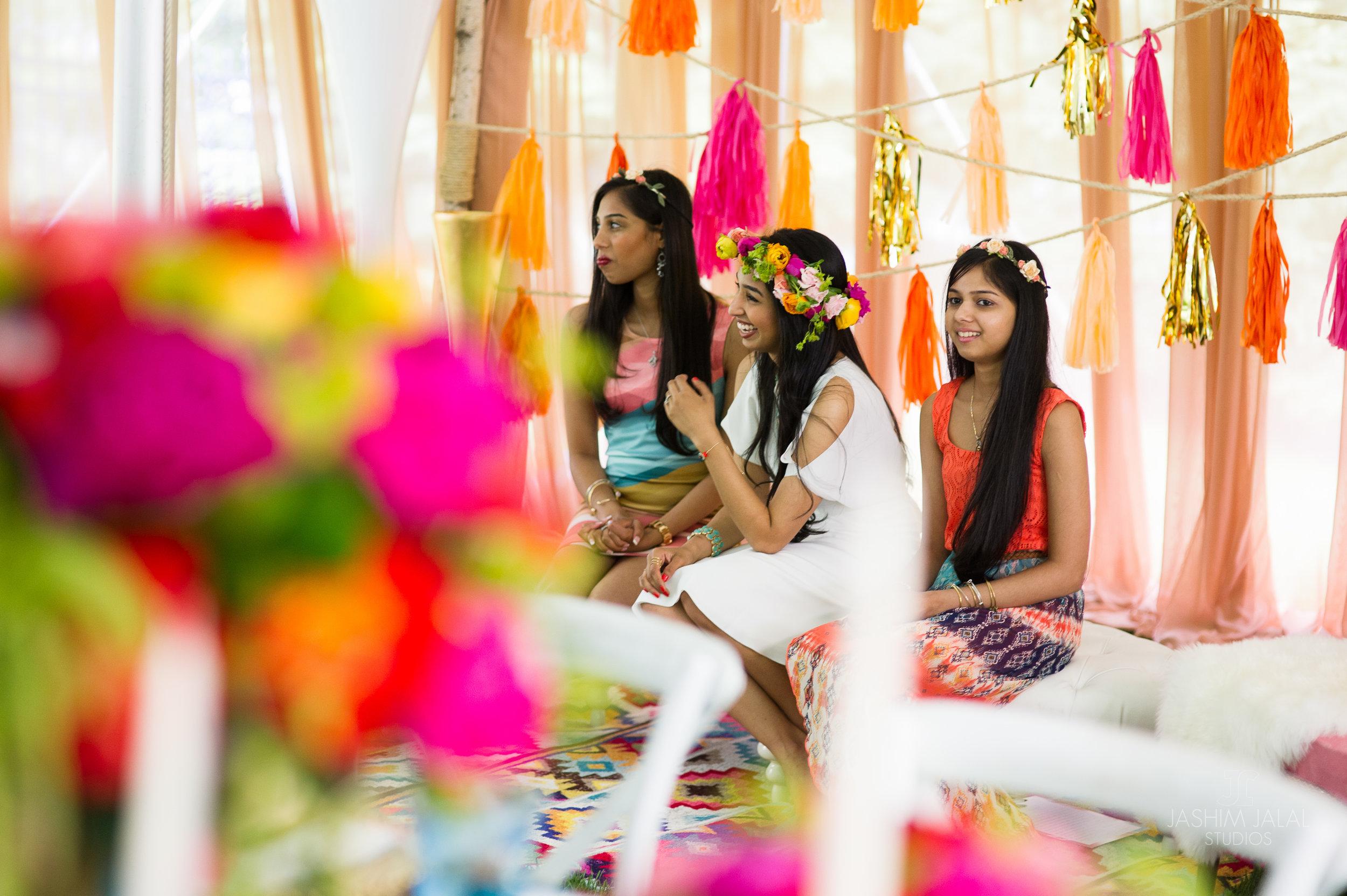 Indian Bridal Shower Boho Chic Summer Tent Event with Dancer (3).JPG