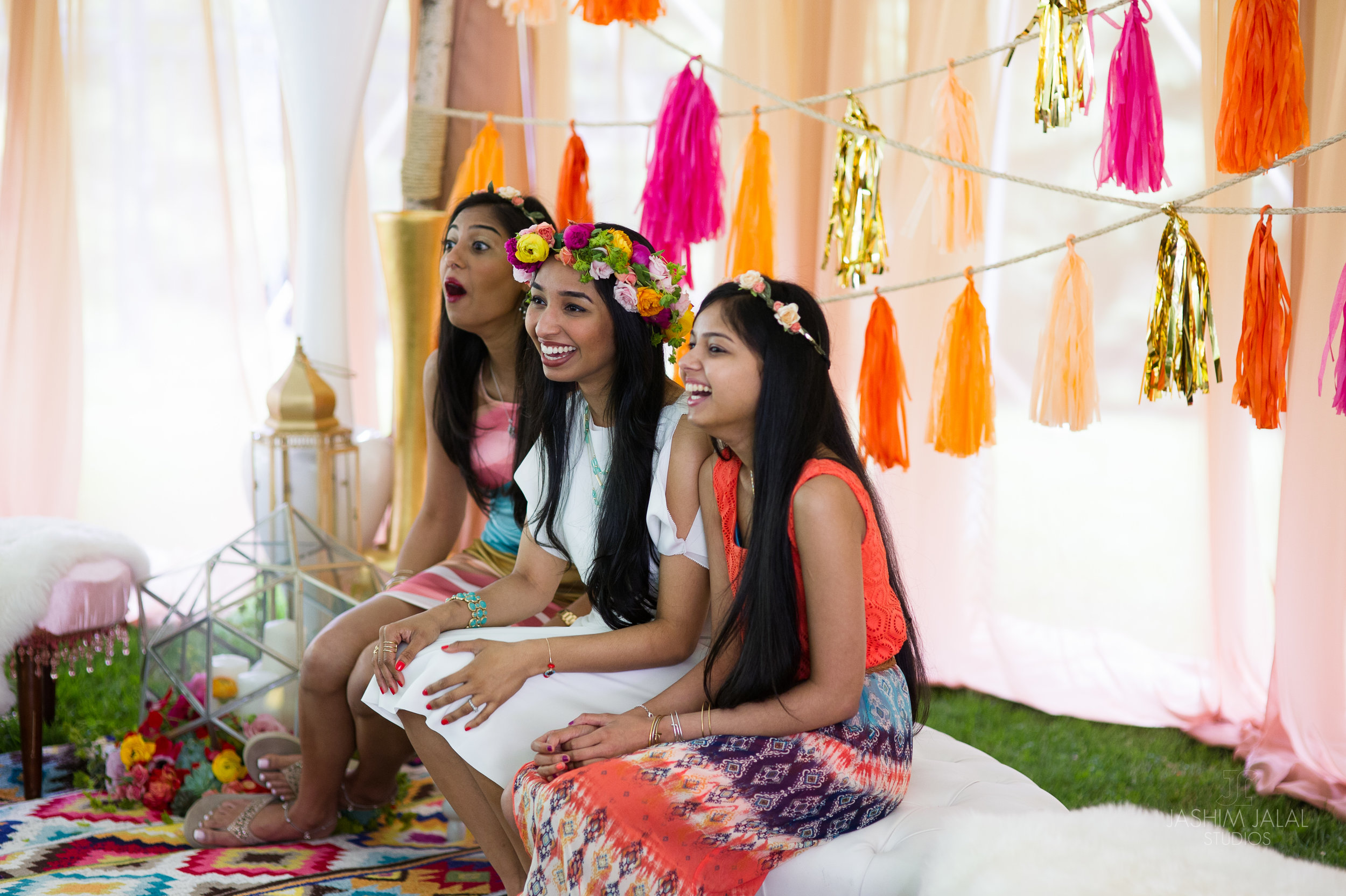 Indian Bridal Shower Boho Chic Summer Tent Event with Dancer (4).JPG