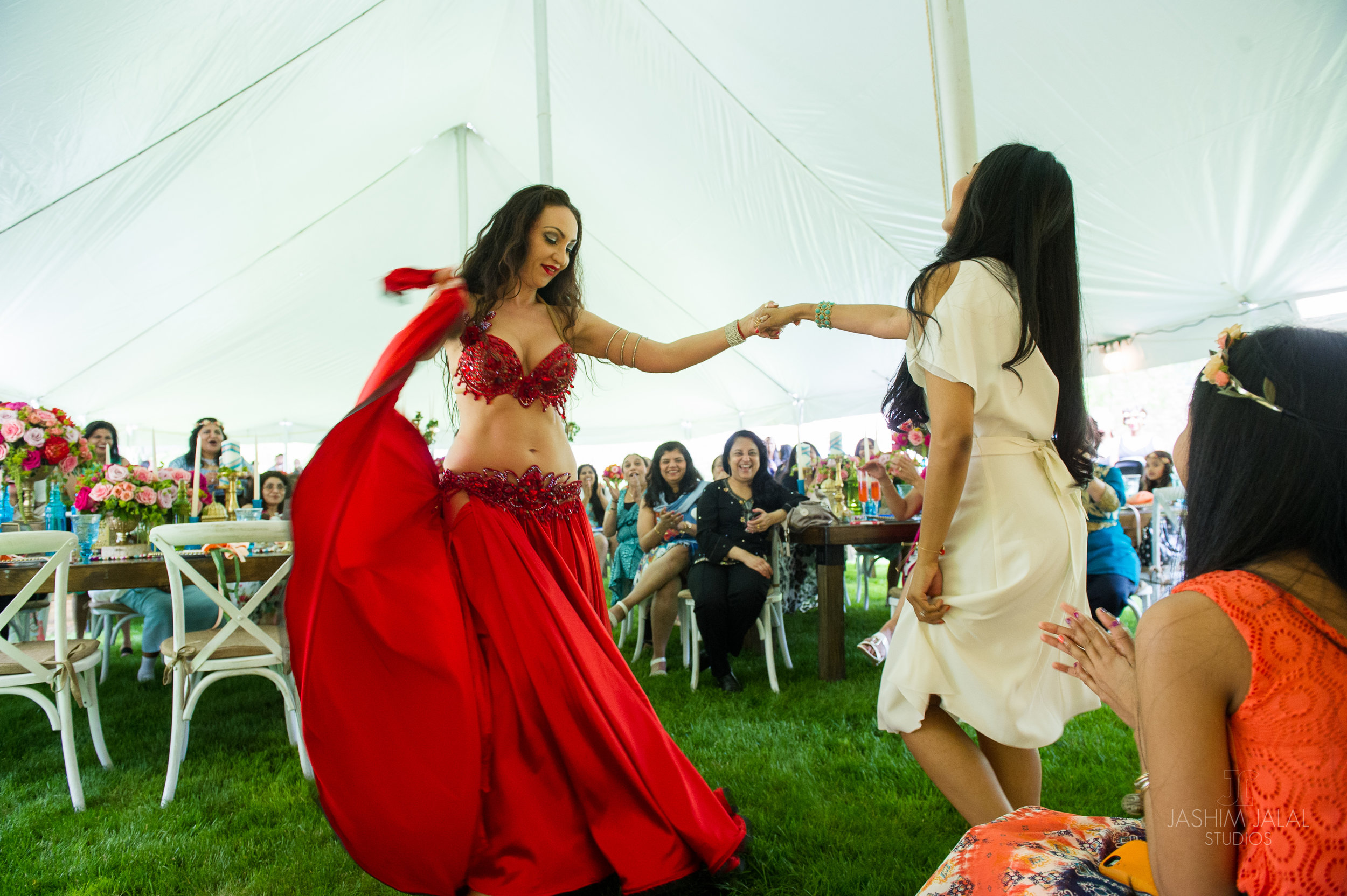 Indian Bridal Shower Boho Chic Summer Tent Event with Dancer (8).JPG