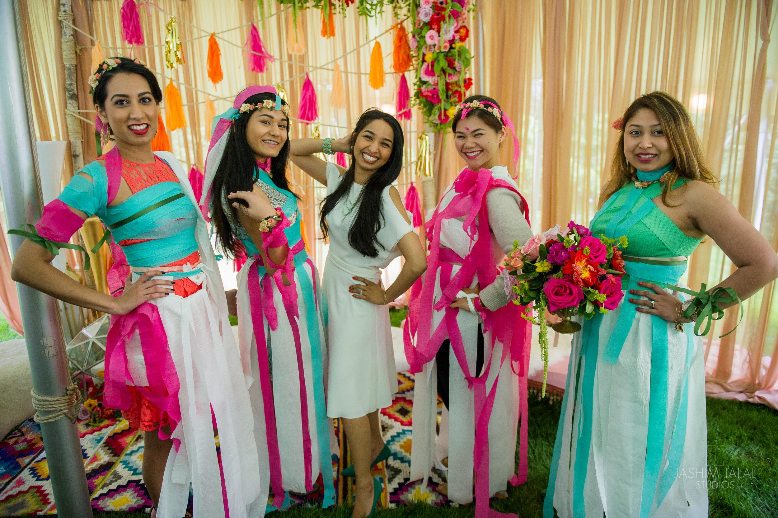 Indian Bridal Shower Boho Chic Summer Tent Event with Dancer (9).JPG