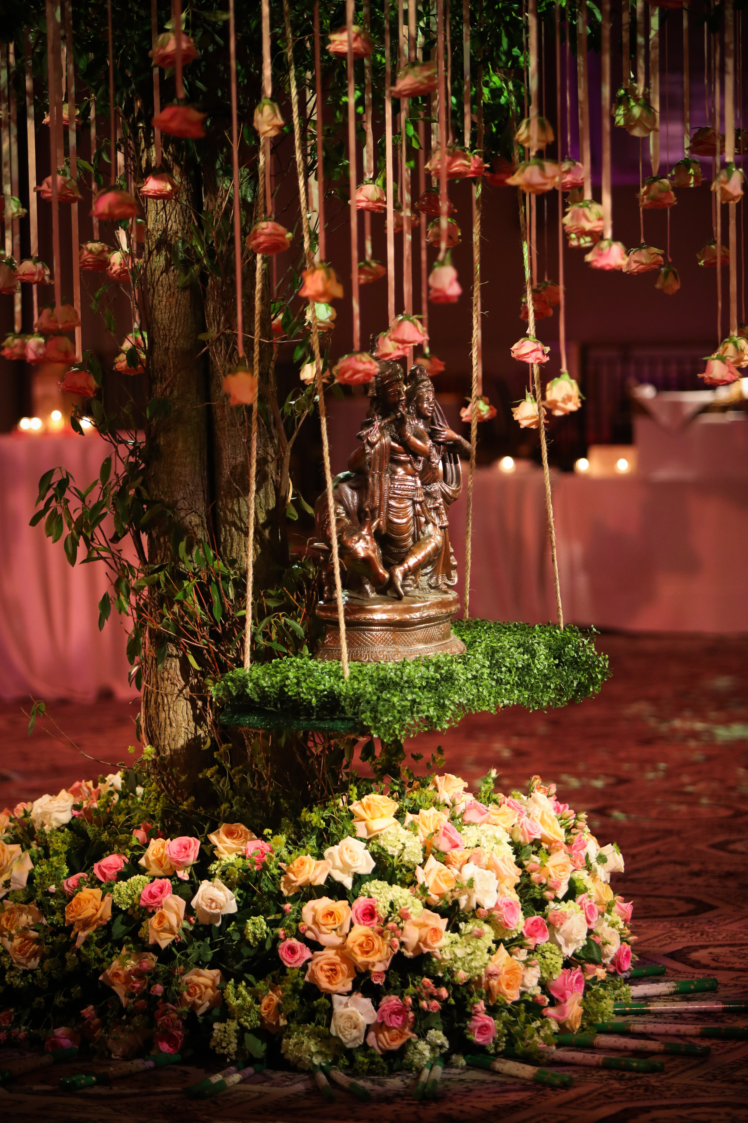Indian Couple beautiful ceremony and colorful reception (22).jpg