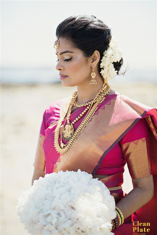 INDIAN WEDDING BRIDE CLOSE UP WITH FLOWERS.jpg