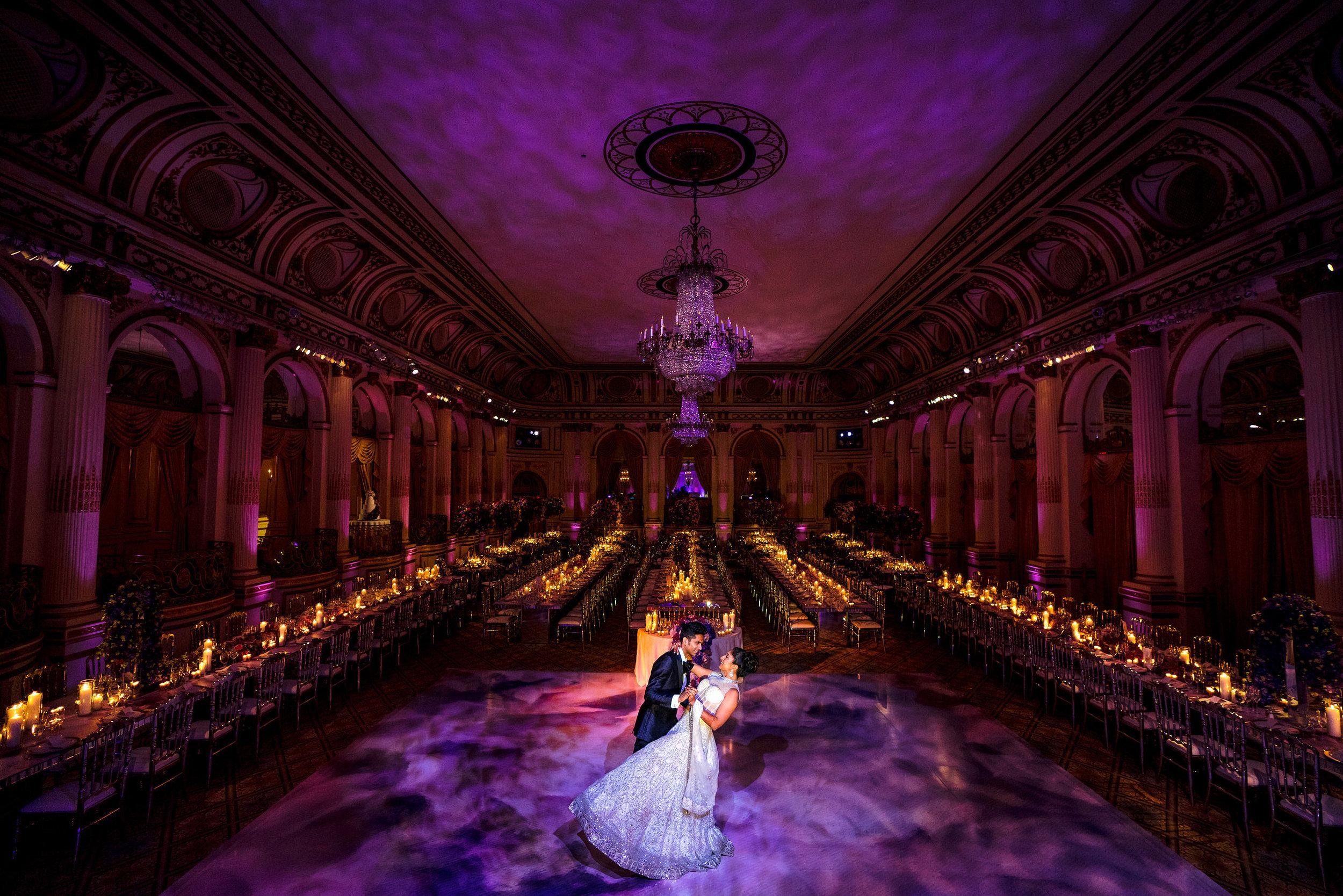 INDIAN WEDDING BRIDE AND GROOM DANCING SHOT.JPG