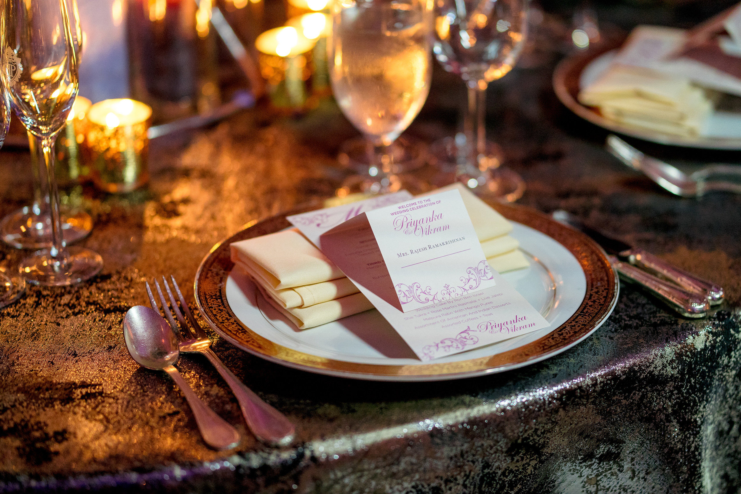 INDIAN WEDDING TABLE PLATE CLOSEUP.JPG