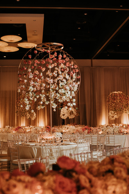 INDIAN WEDDING TABLE ROSE TABLE SETTING WITH CENTERPIECE.jpg