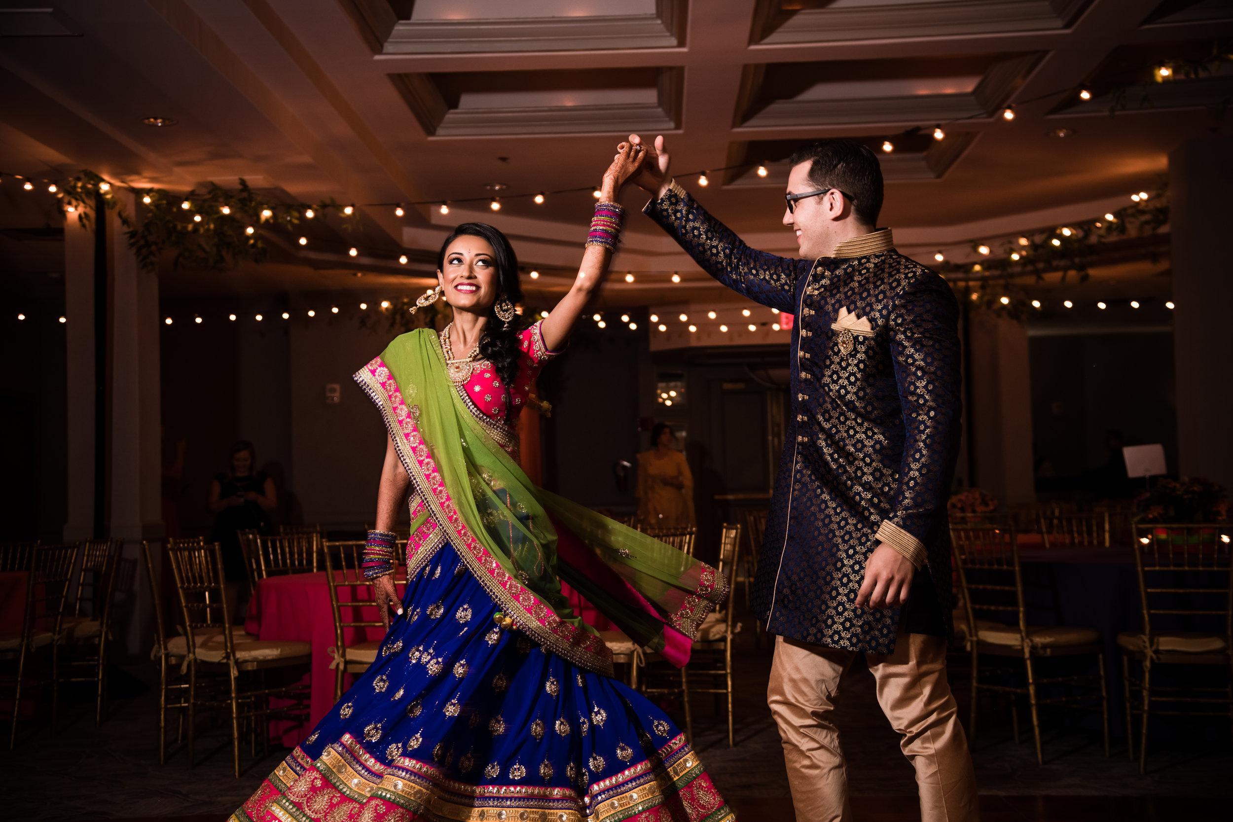 INDIAN WEDDING SANGEET BRIDE AND GROOM 2.jpg