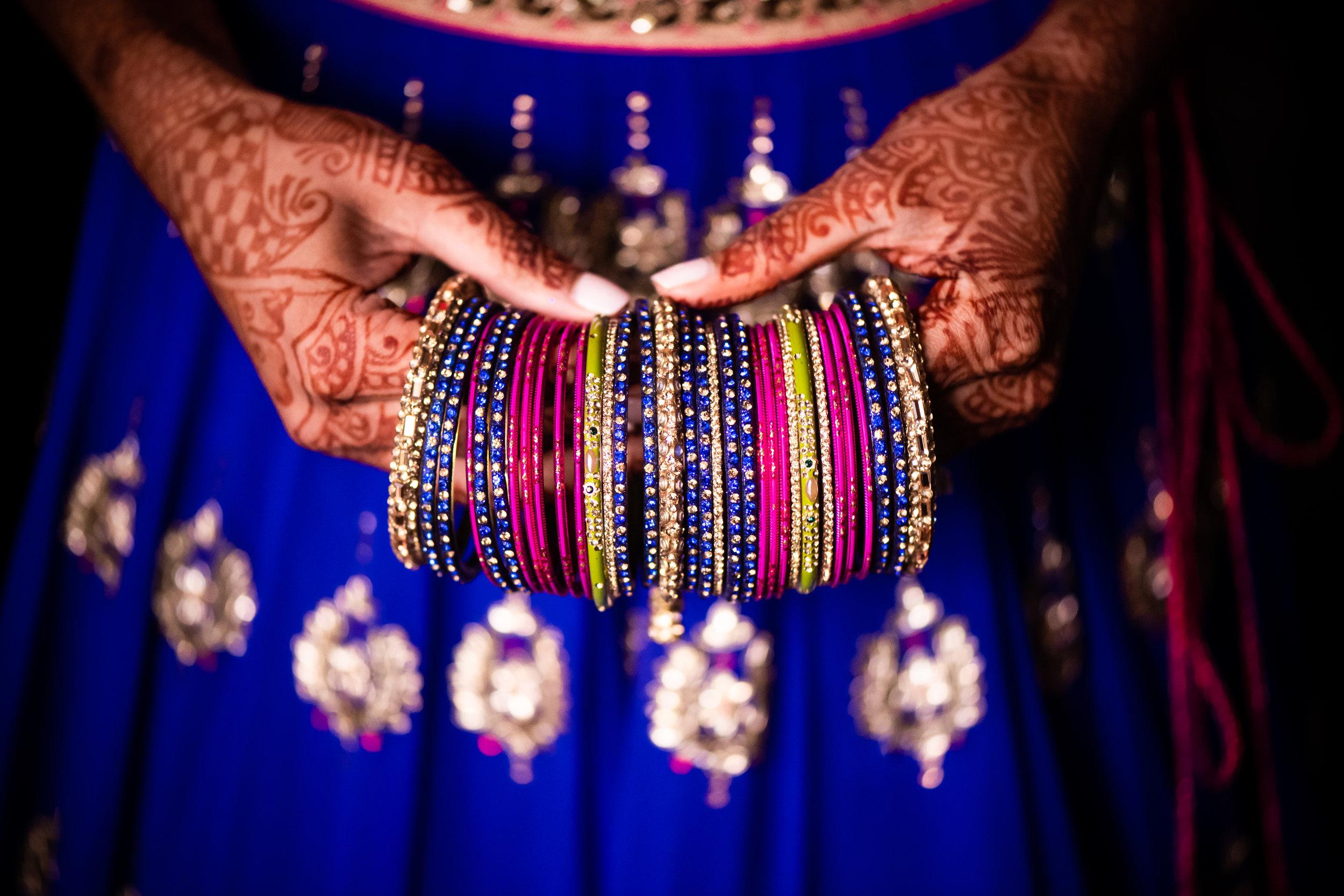 INDIAN WEDDING SANGEET BRIDE HENNA AND JEWELRY.jpg