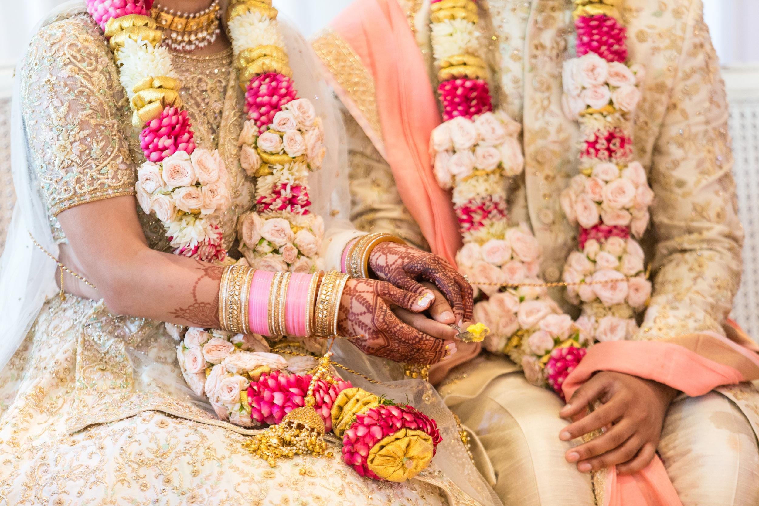 INDIAN WEDDING BRIDE AND GROOM CEREMONY CLOSEUP.jpg