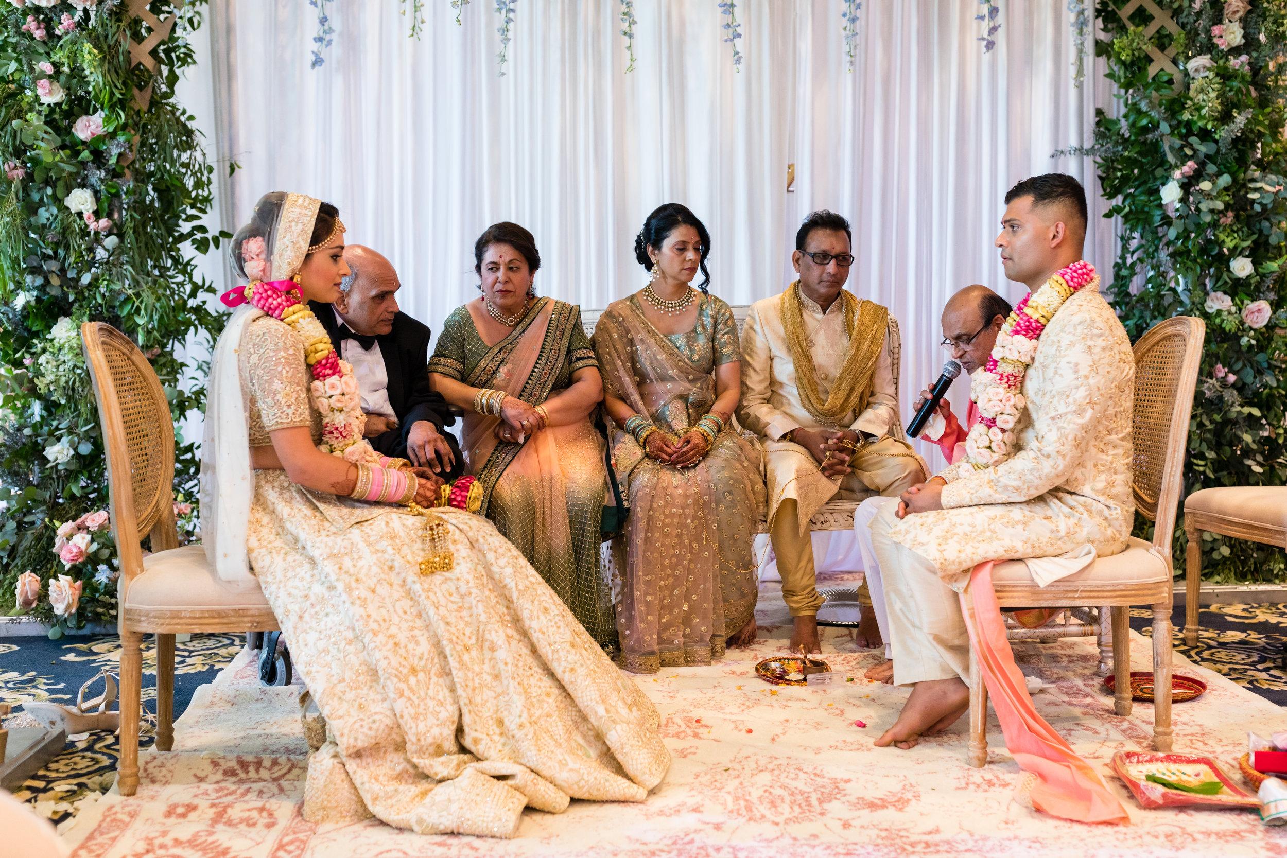 INDIAN WEDDING BRIDE AND GROOM IN ALTER.jpg