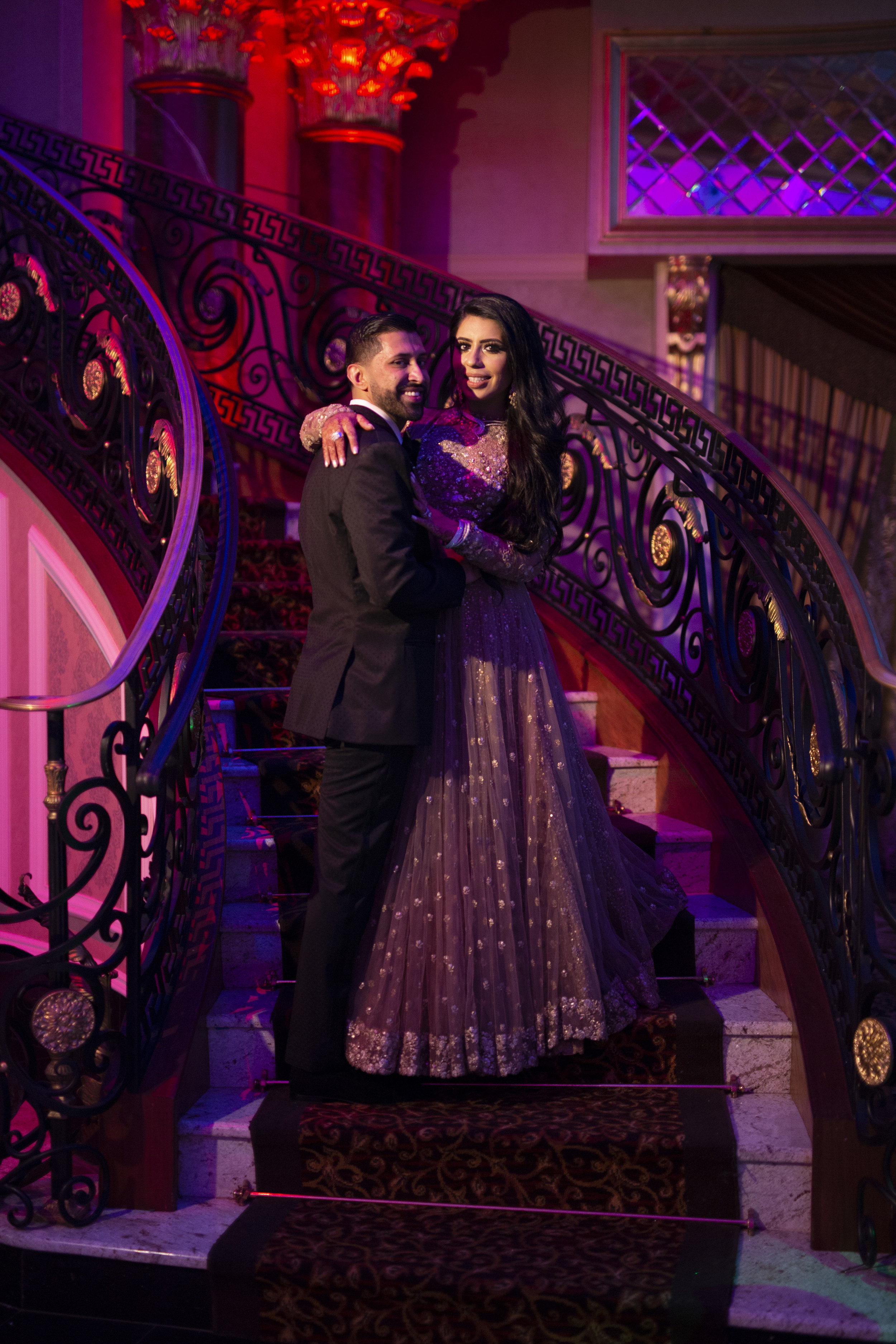 INDIAN WEDDING BRIDE AND GROOM RECEPTION 2.JPG