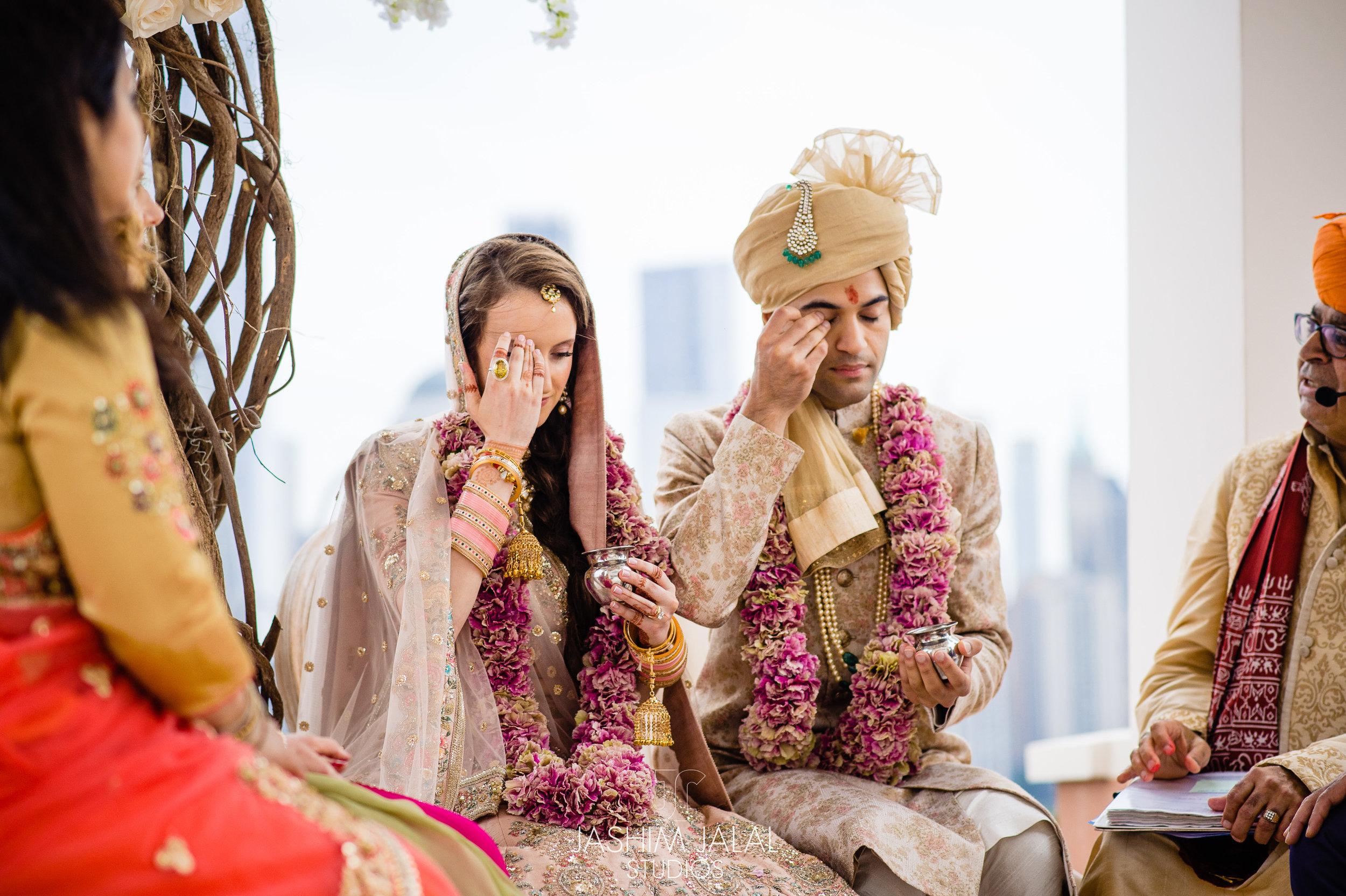 INDIAN WEDDING CEREMONY BRIDE AND GROOM .jpg