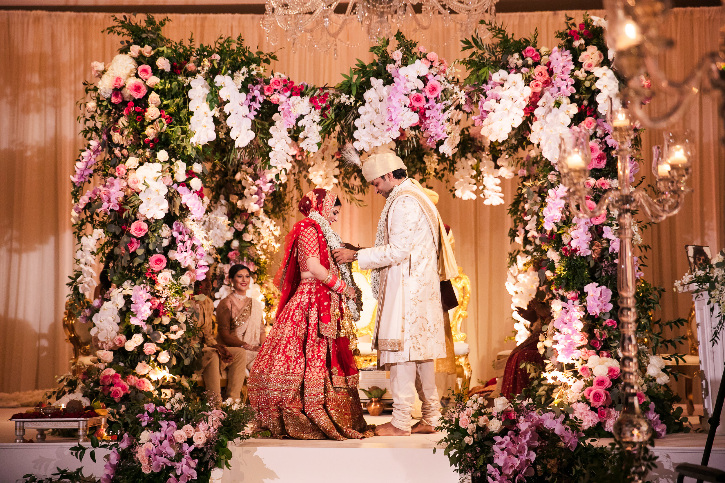 INDIAN WEDDING BRIDE AND GROOM AT ALTER.jpg