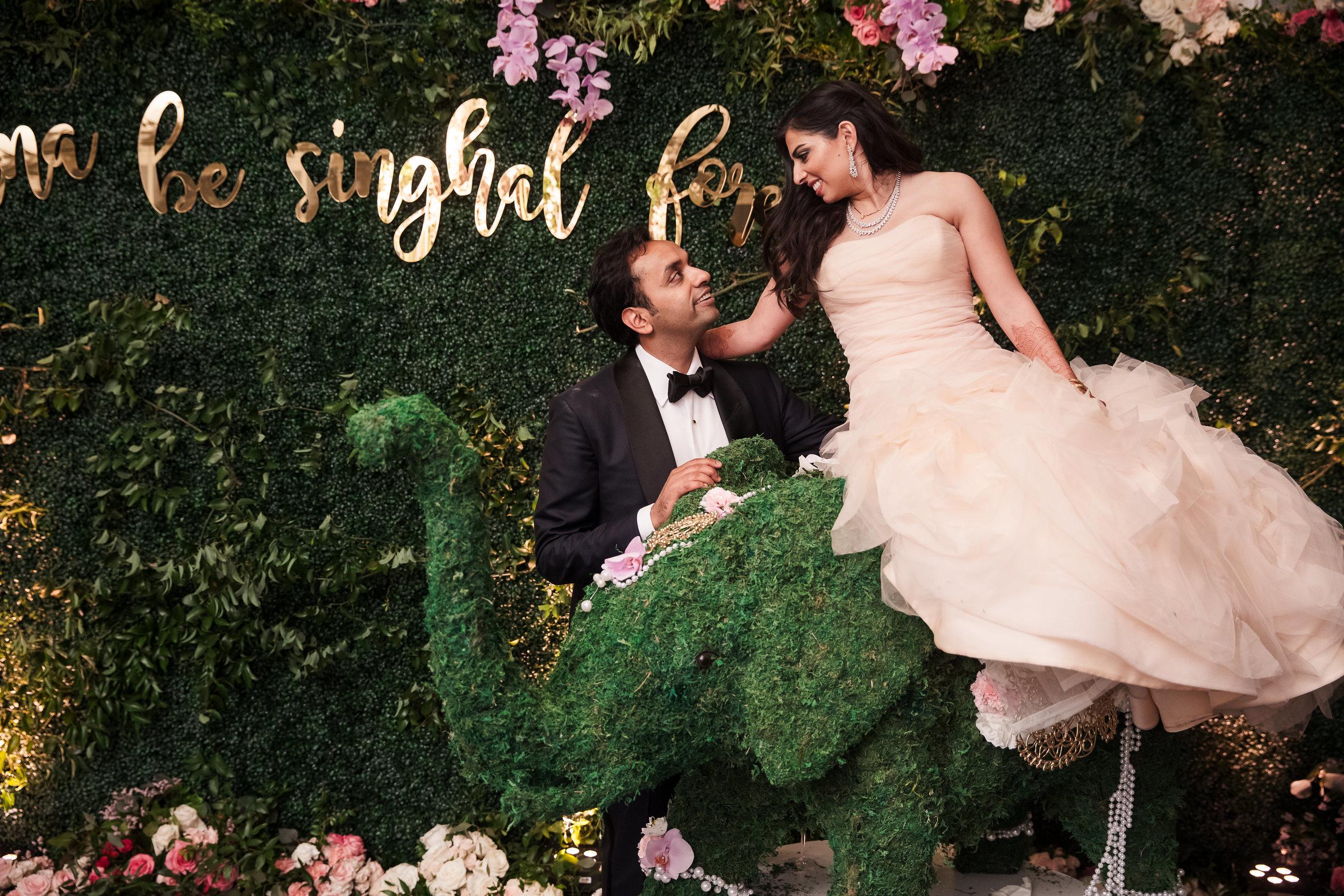 INDIAN WEDDING BRIDE AND GROOM WIT FLOWER ELEPHANT.jpg