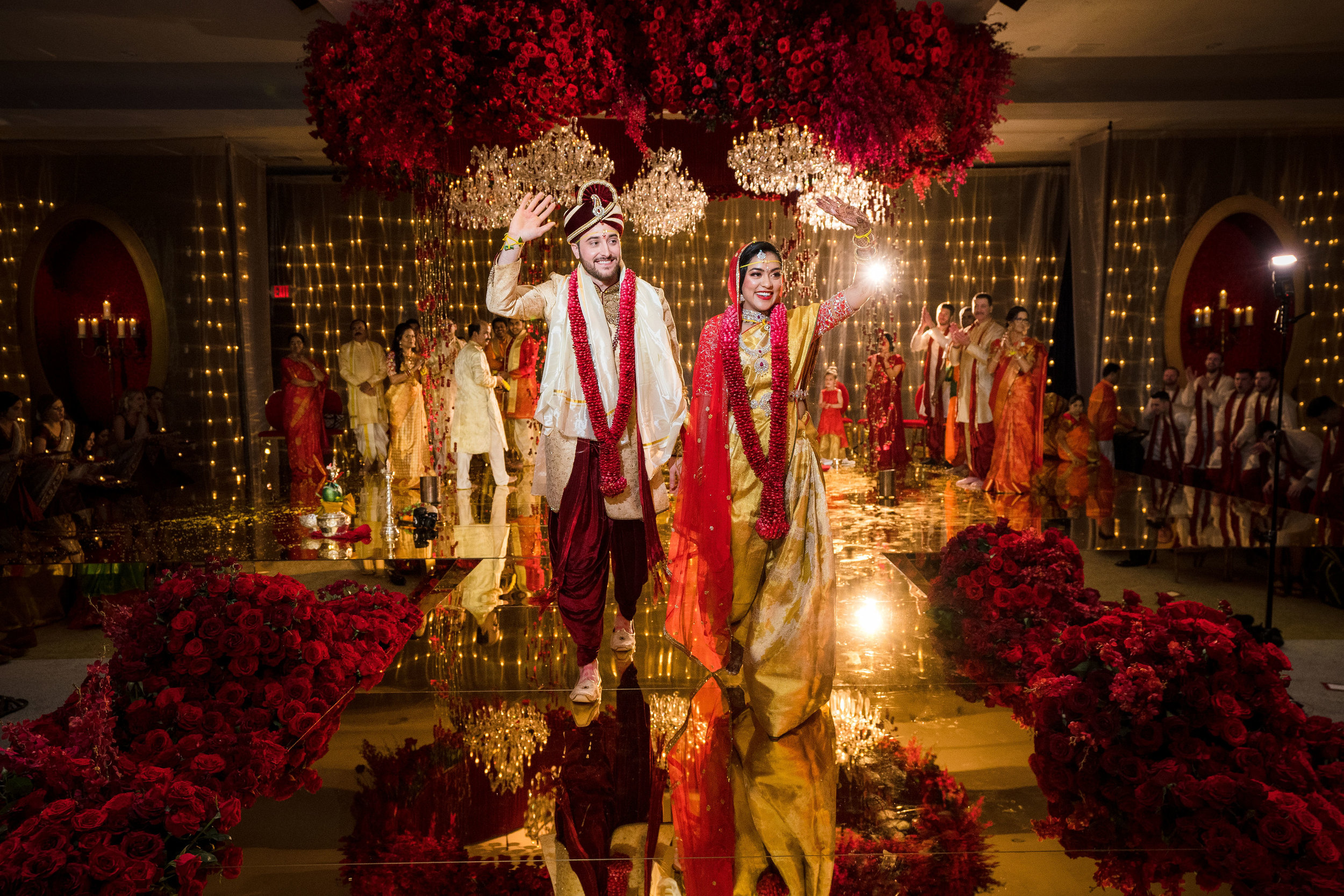 INDIAN WEDDING CEREMONY BRIDE AND GROOM 2.JPG