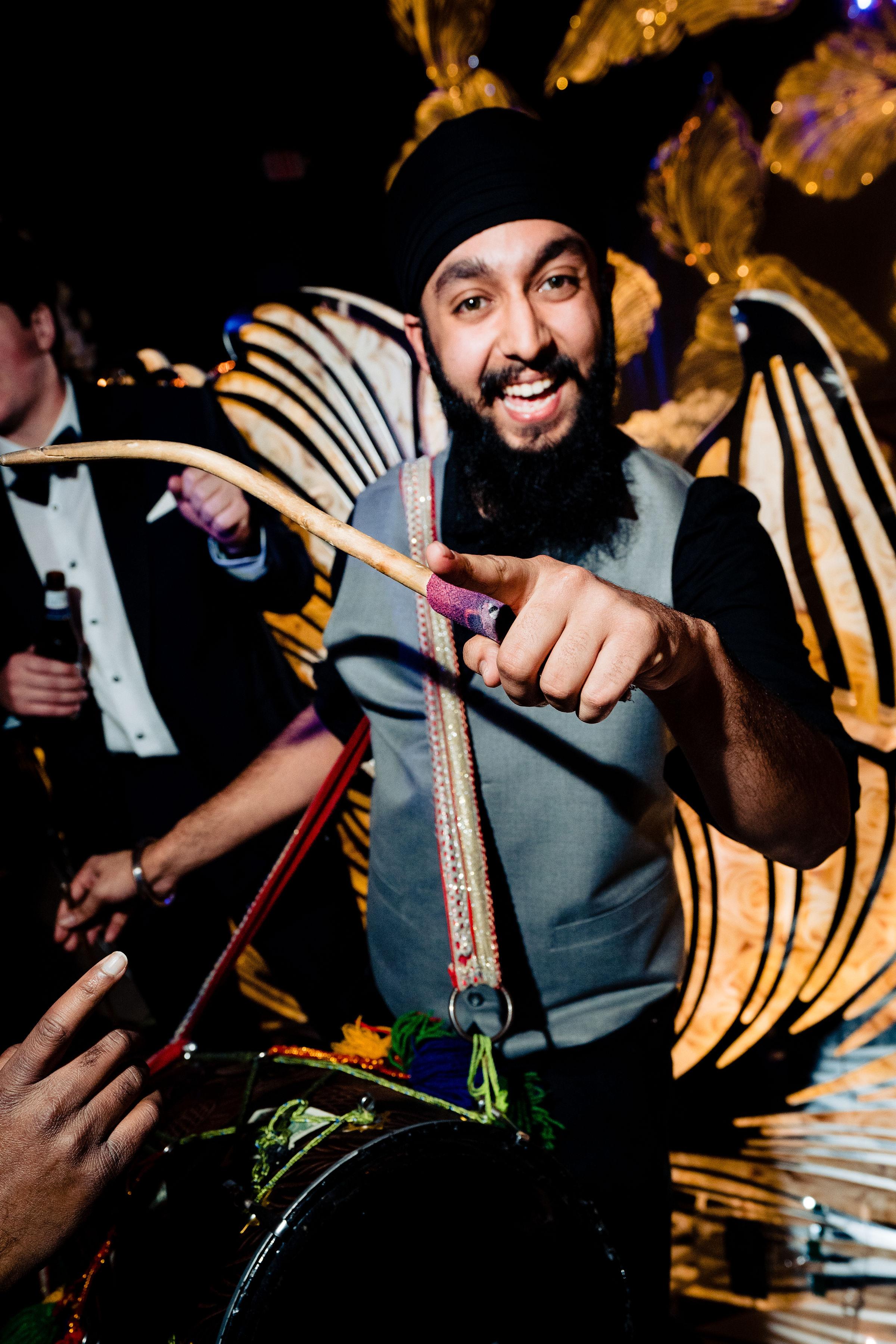 INDIAN WEDDING DOHL PLAYER.JPG