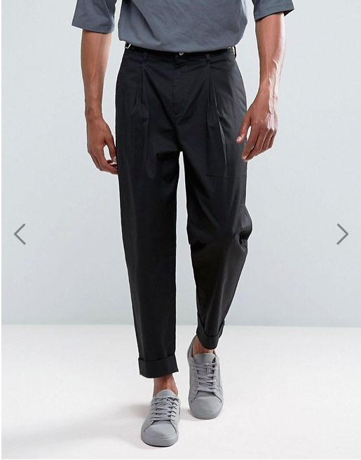 ASOS Wide Balloon Trousers