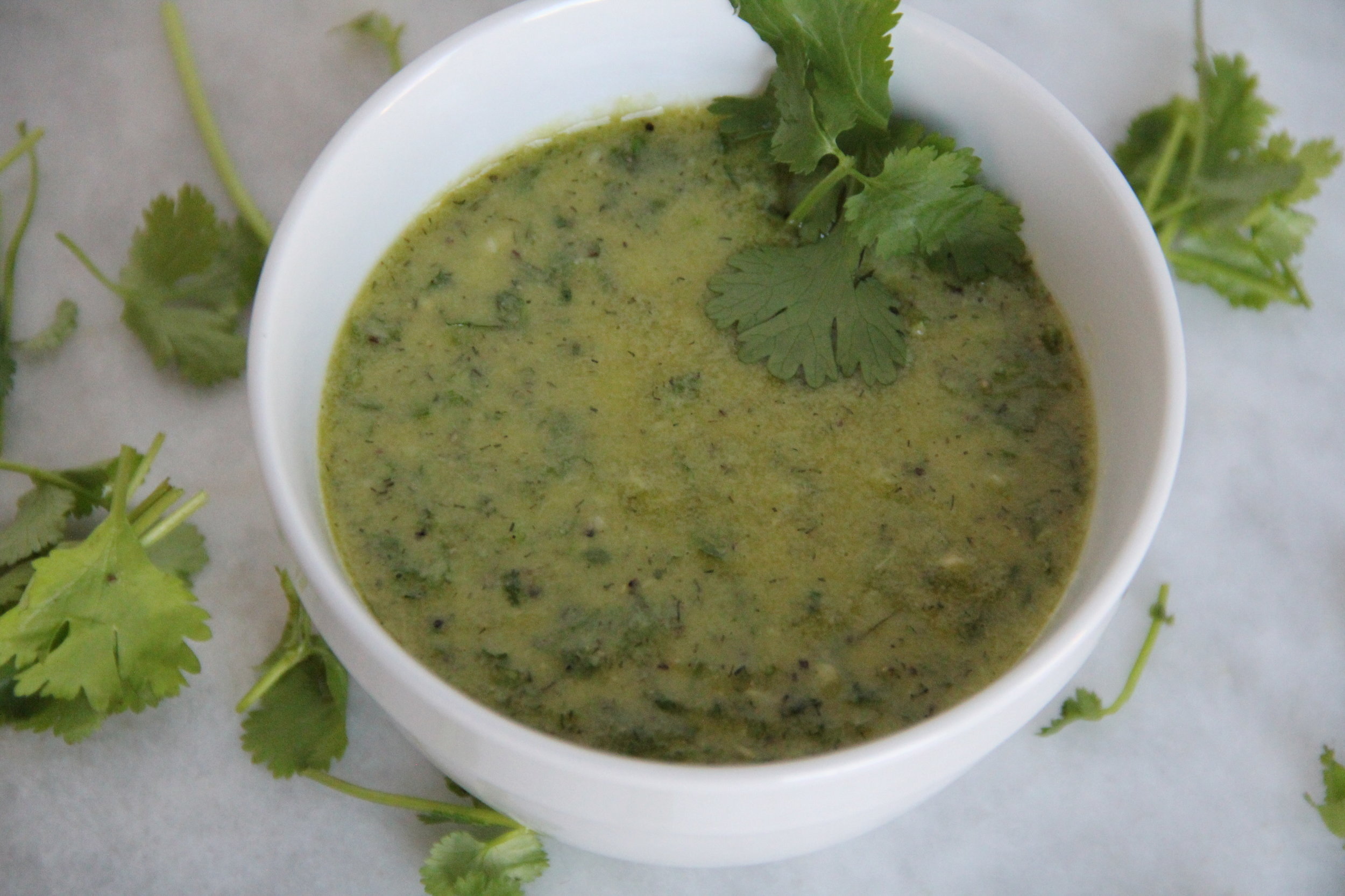 avocado lime dressing 2