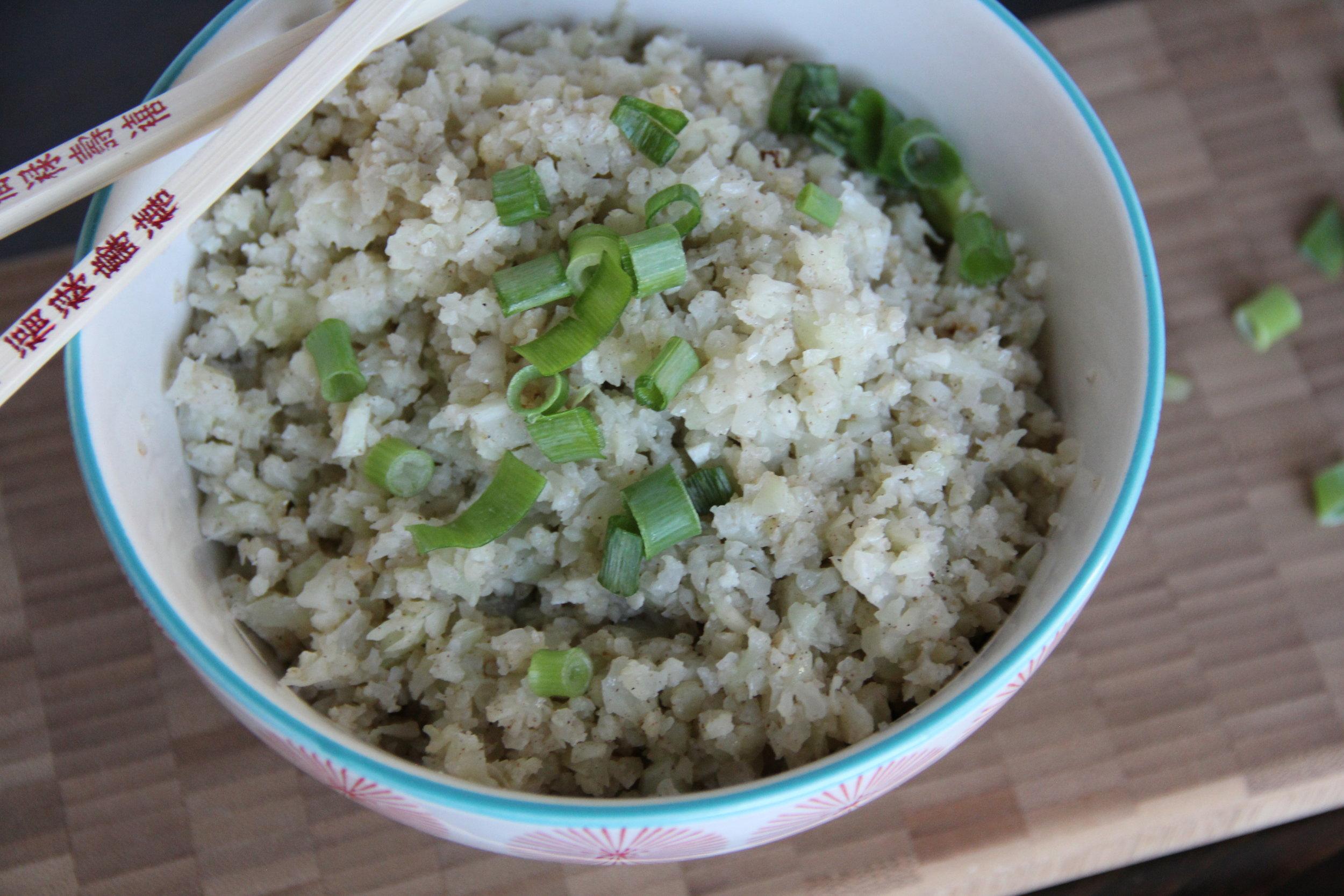 Asian Cauli-Rice