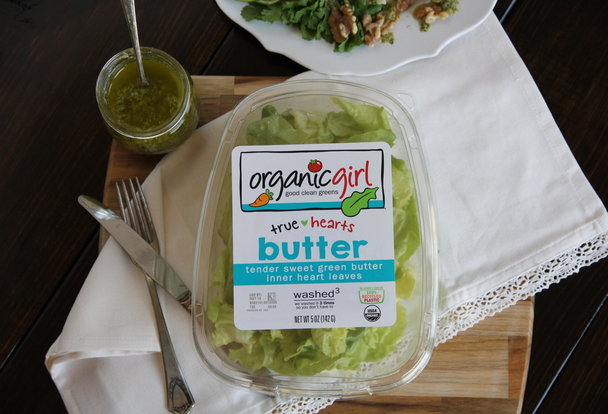 true hearts butter lettuce