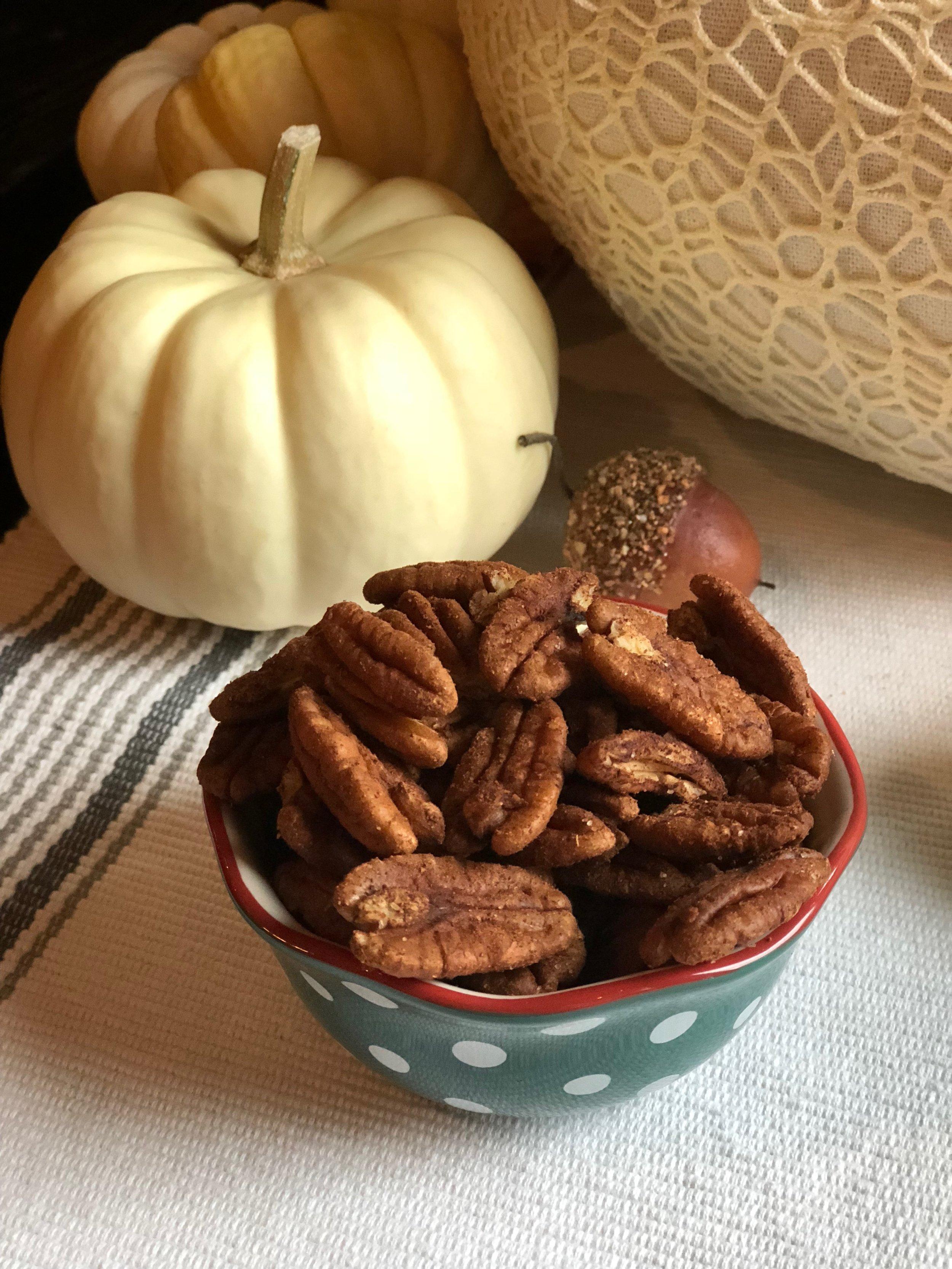 pumpkin pecans