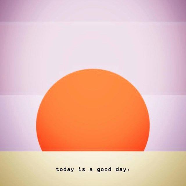 Today is a good day - ☀️💫 @saythesunca  Have a beautiful day - shine bright. #sunshine #shinebright #gooddaysunshine