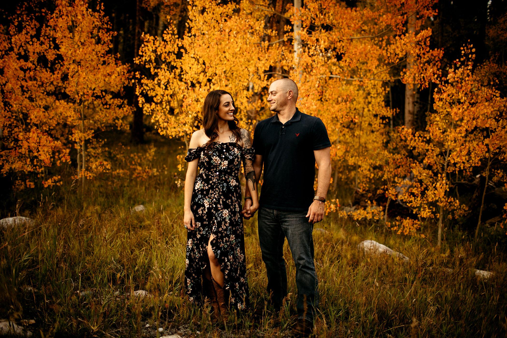 liz osban photography Wyoming engagement wedding love couple snowy range mountains medicine bow peak centennial WY cheyenne Laramie elopement adventure elope prairie
