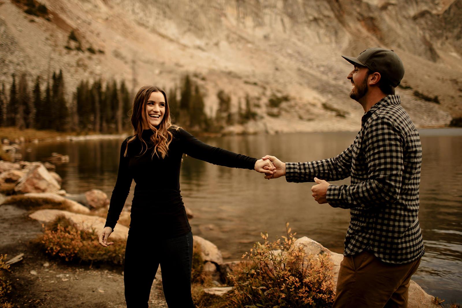Liz Osban Photography Cheyenne Wyoming Engagement Wedding Photographer couple adventure elopement wedding laramie denver fort collins colorado rocky mountain national park15.jpg