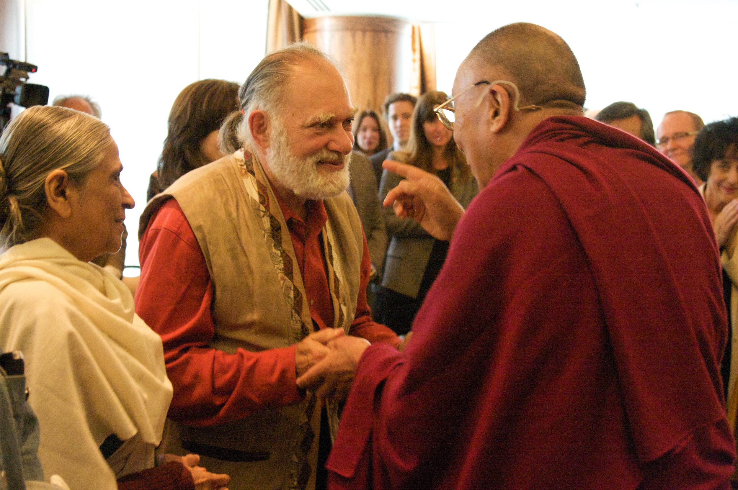 Vancouver Peace Conference with The Dalai Lama in 2009
