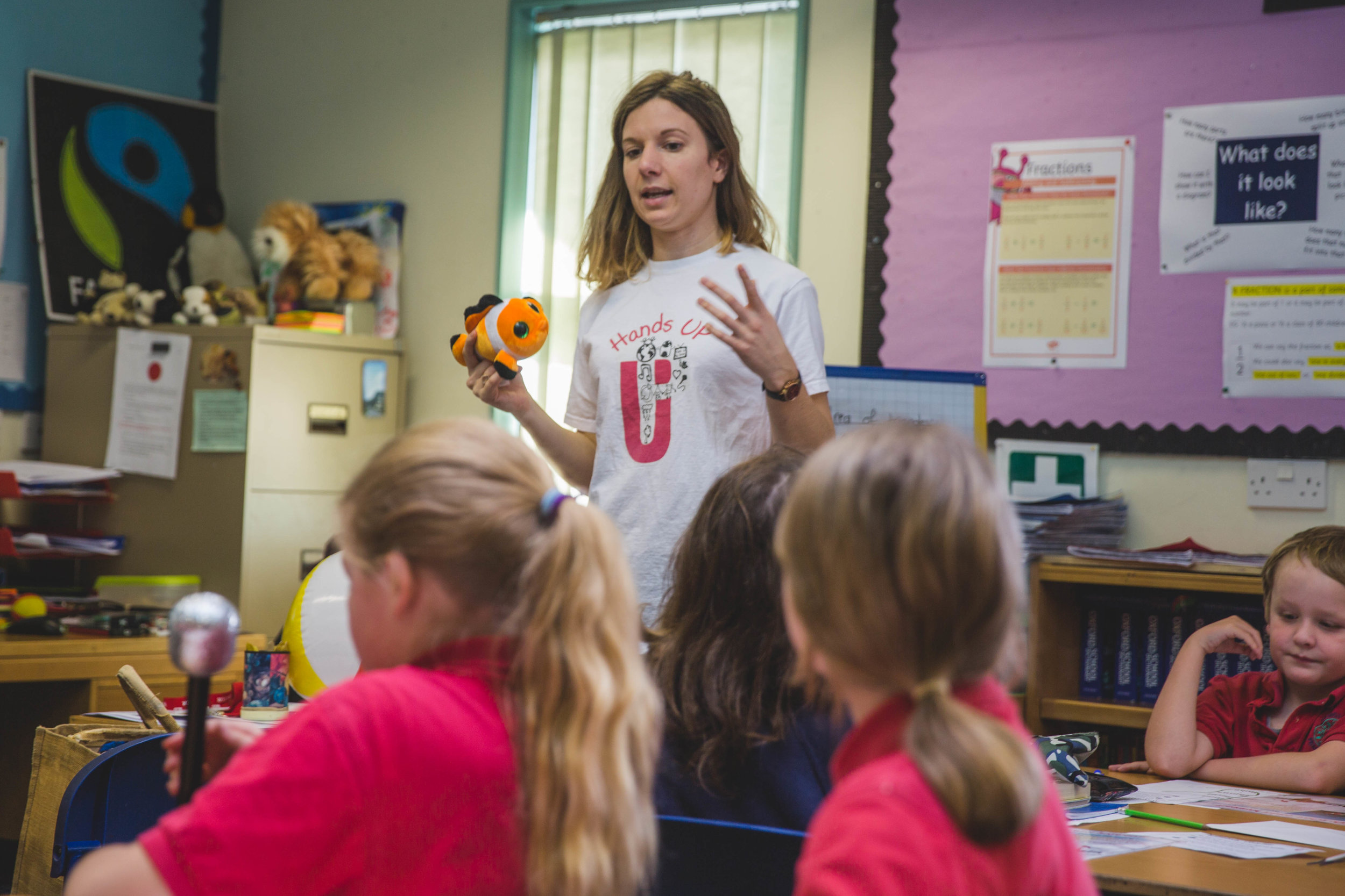 volunteer united purpose schools